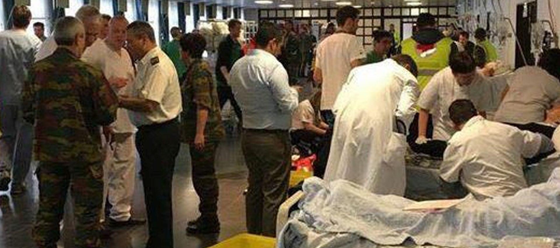 NAPAD NA BRUXELLES Ozlijeđena dva putnika iz Srbije, Beograd jača mjere sigurnosti
