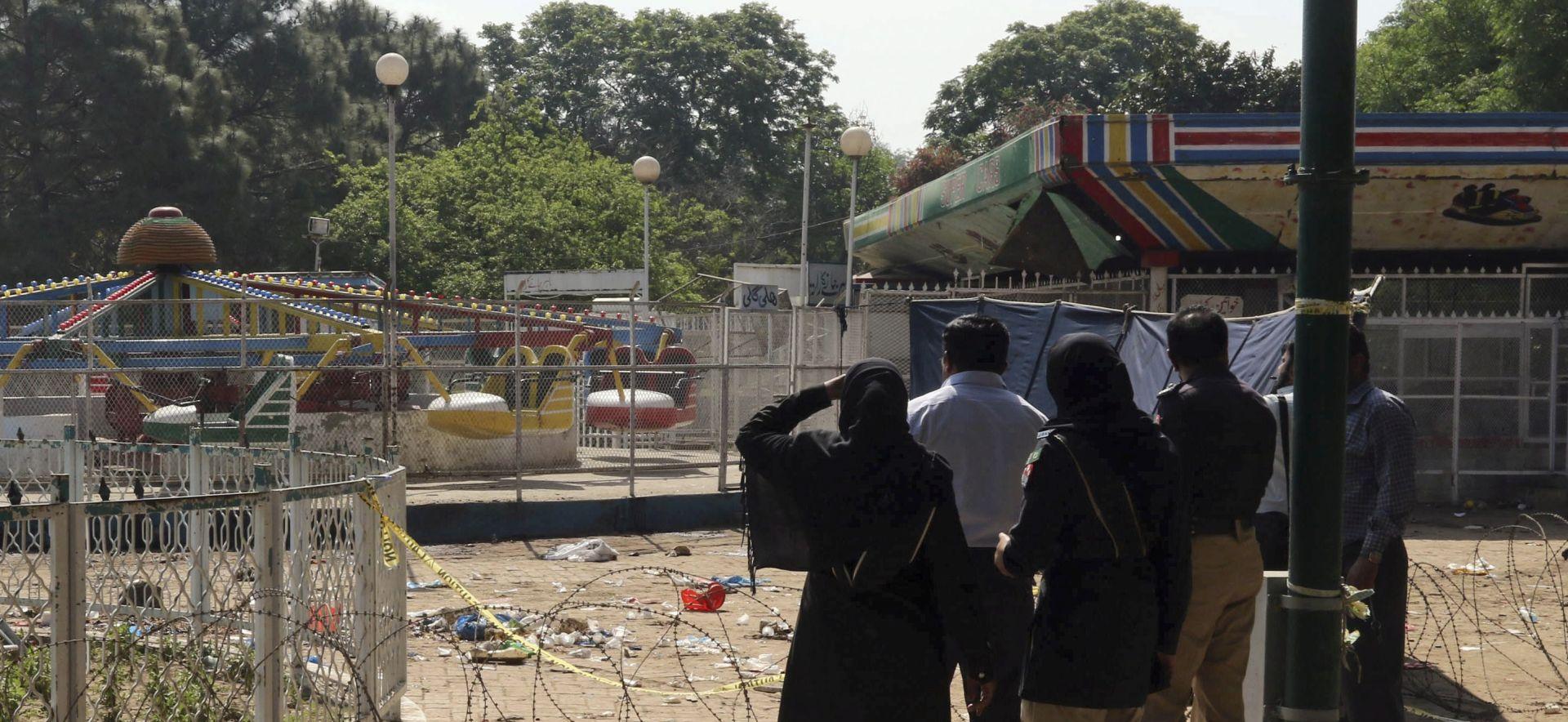 """POKOLJ U PAKISTANU:  Vatikan osudio """"fanatično nasilje"""" nad kršćanima"""