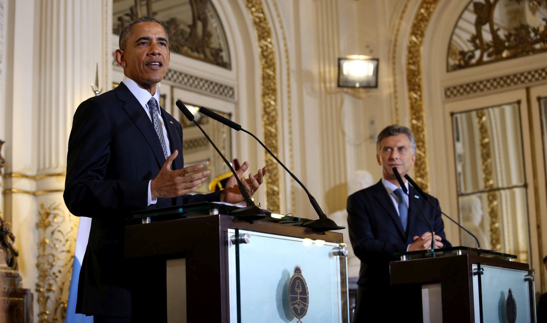 SURADNJA S BUENOS AIRESOM: Obama pohvalio brzu provedbu gospodarskih reformi
