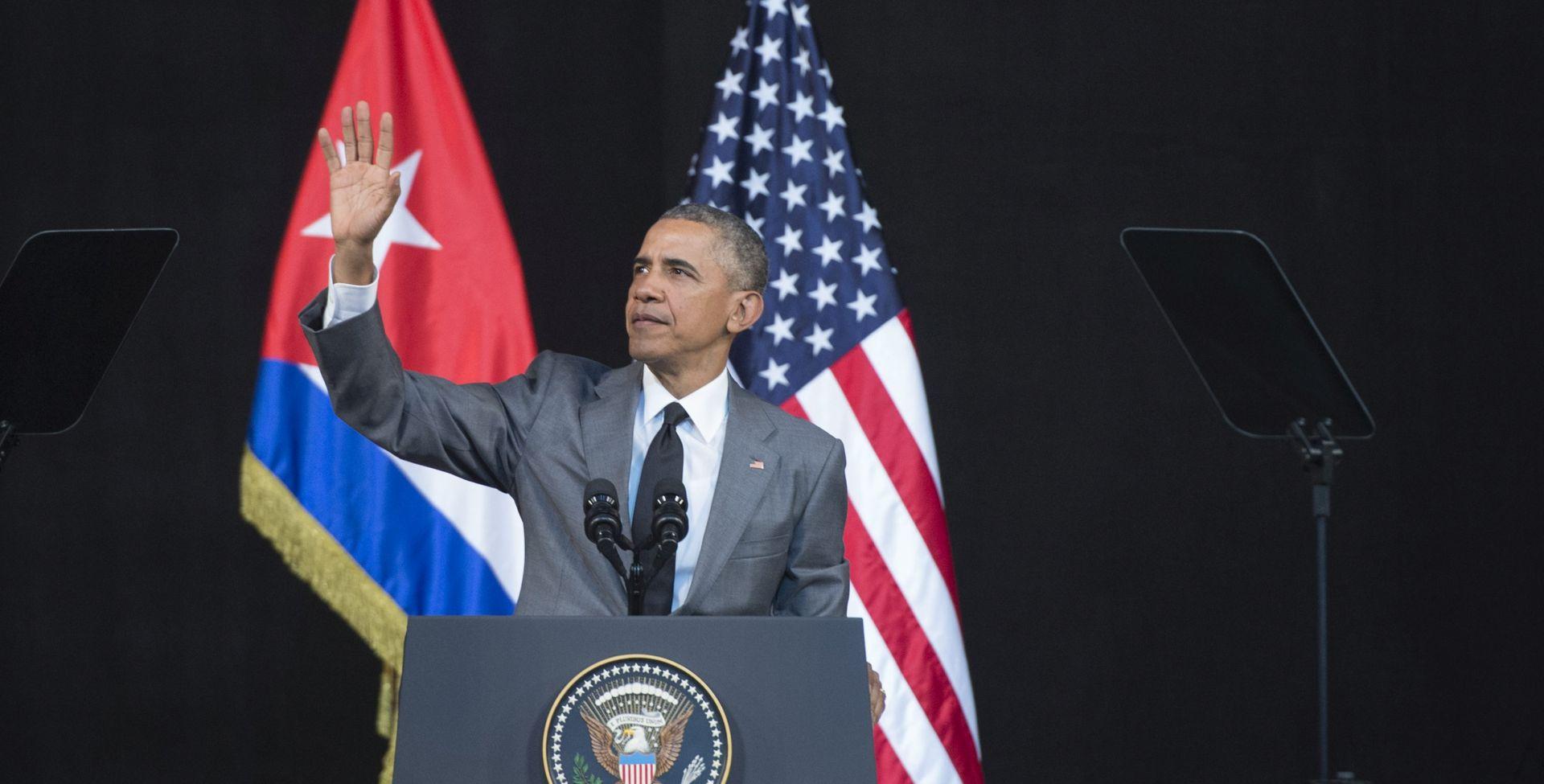 Obama se na Kubi zauzeo za političke slobode