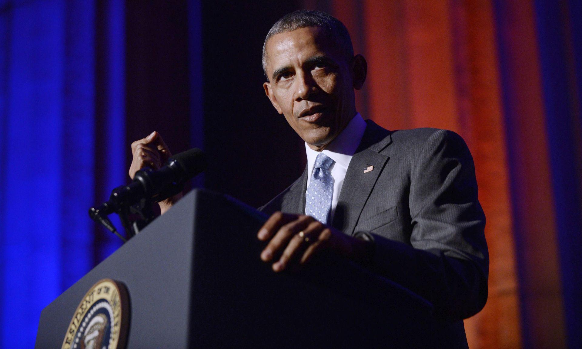Obamin ključni prioritet je uništavanje Islamske države