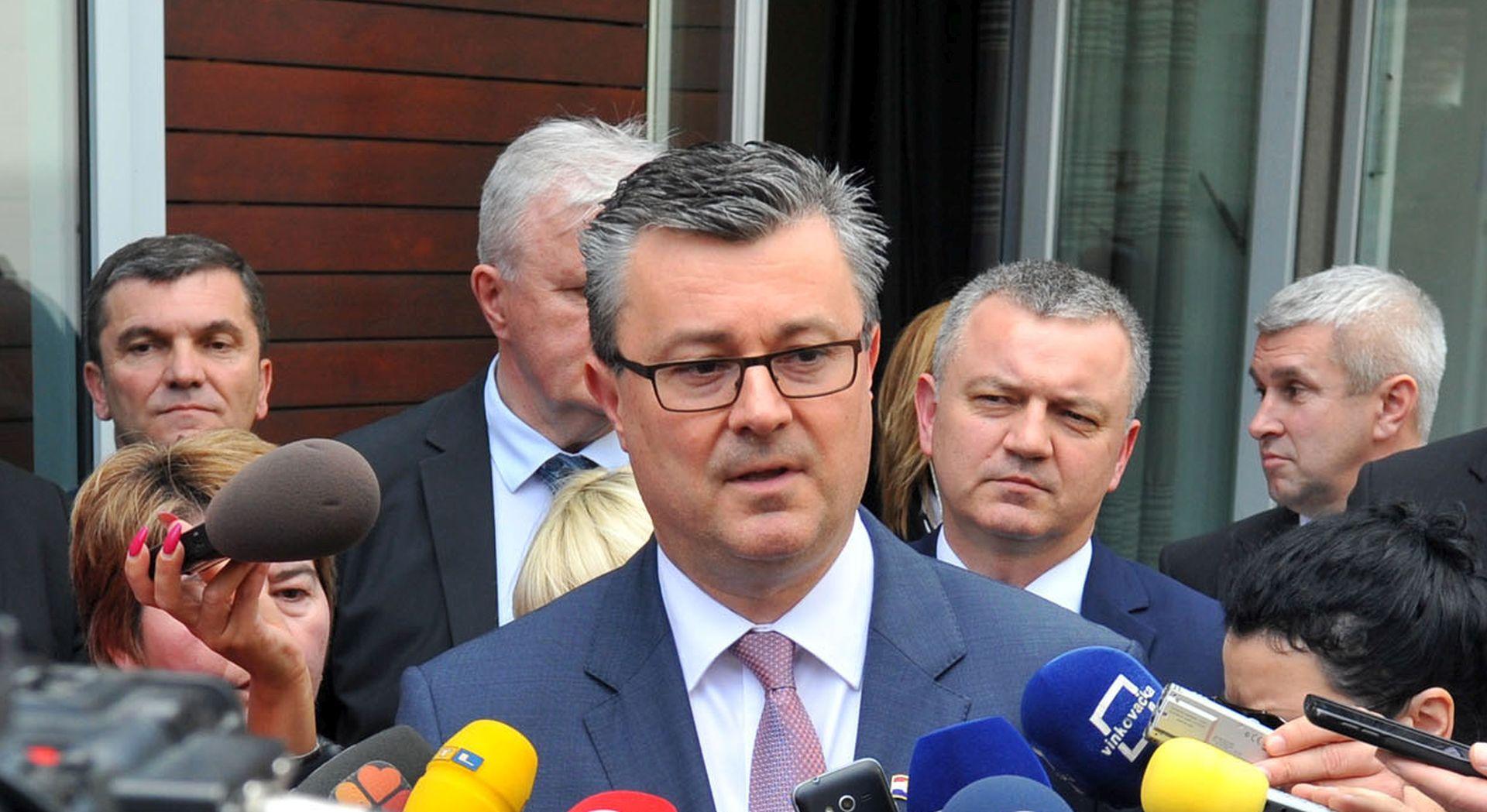 Orešković: Karamarkovu izjavu nisam doživio kao prijetnju