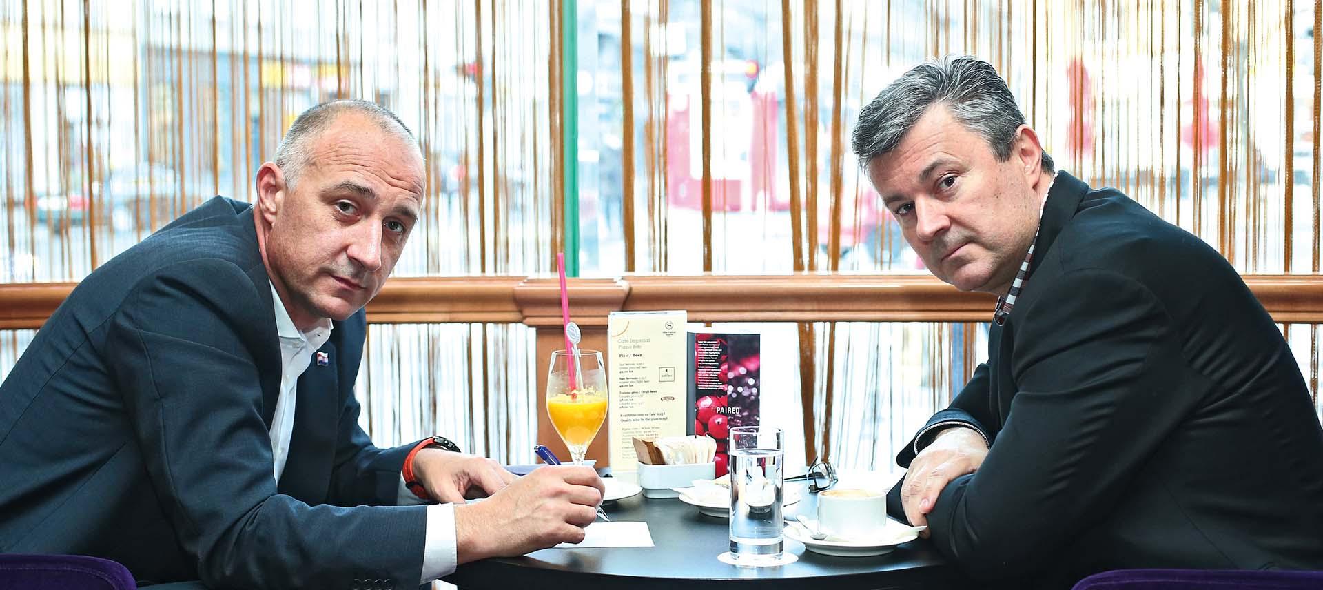 HRVATSKI PREMIJER OTKRIVA: 'Prodaja preostalih dionica Ine u ovom trenutku nije opcija'