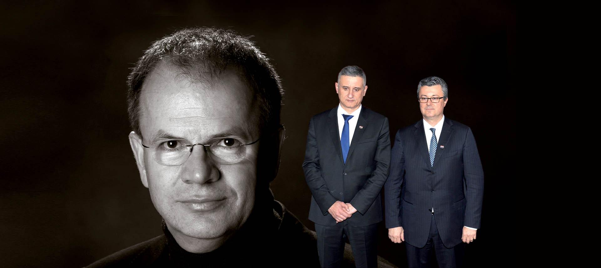 EKSKLUZIVNO: 'HDZ ruši Oreškovića'