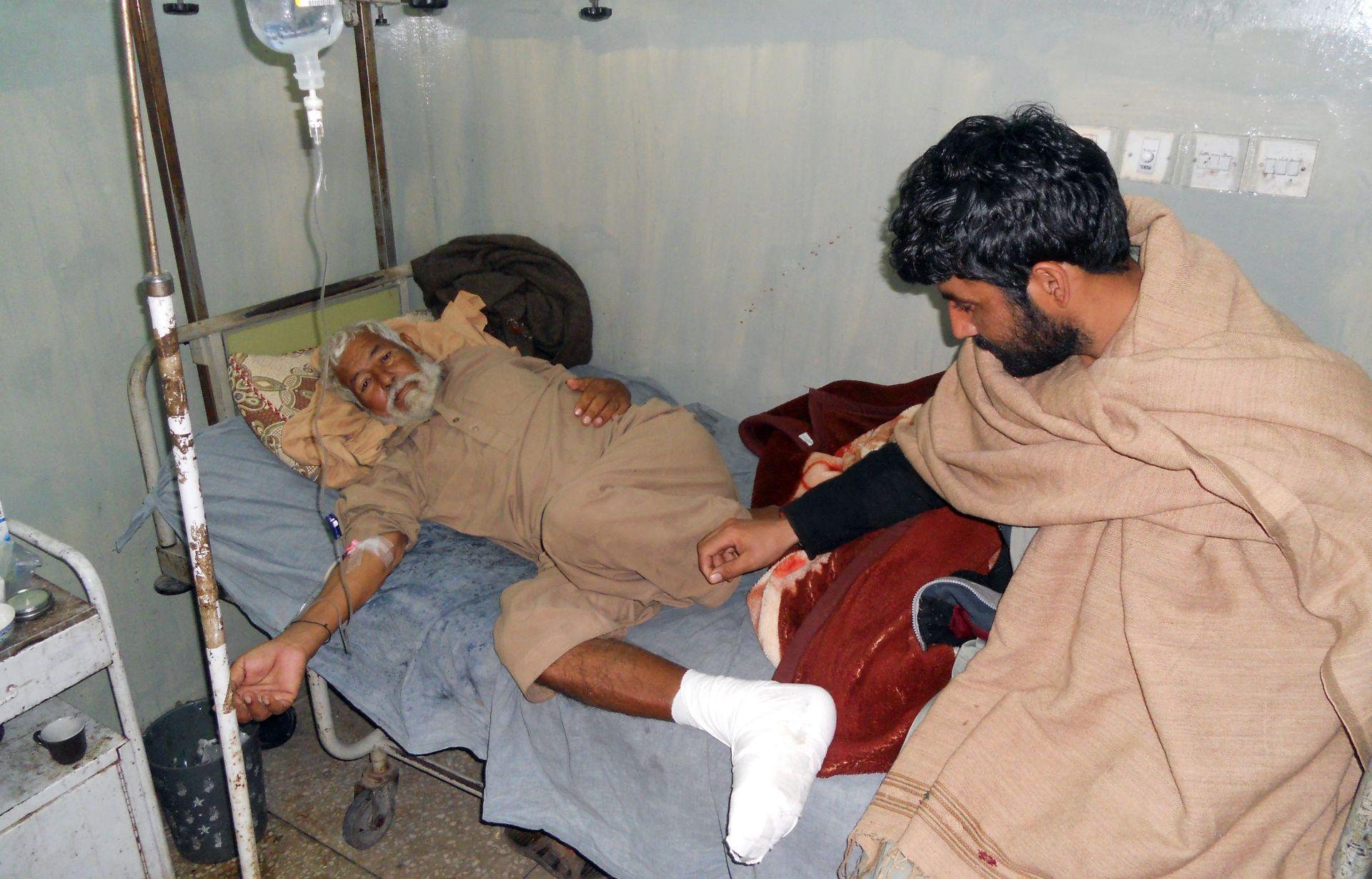 OBILNI PLJUSKOVI U PAKISTANU: Smrtno stradala 31 osoba, 47 ozlijeđenih