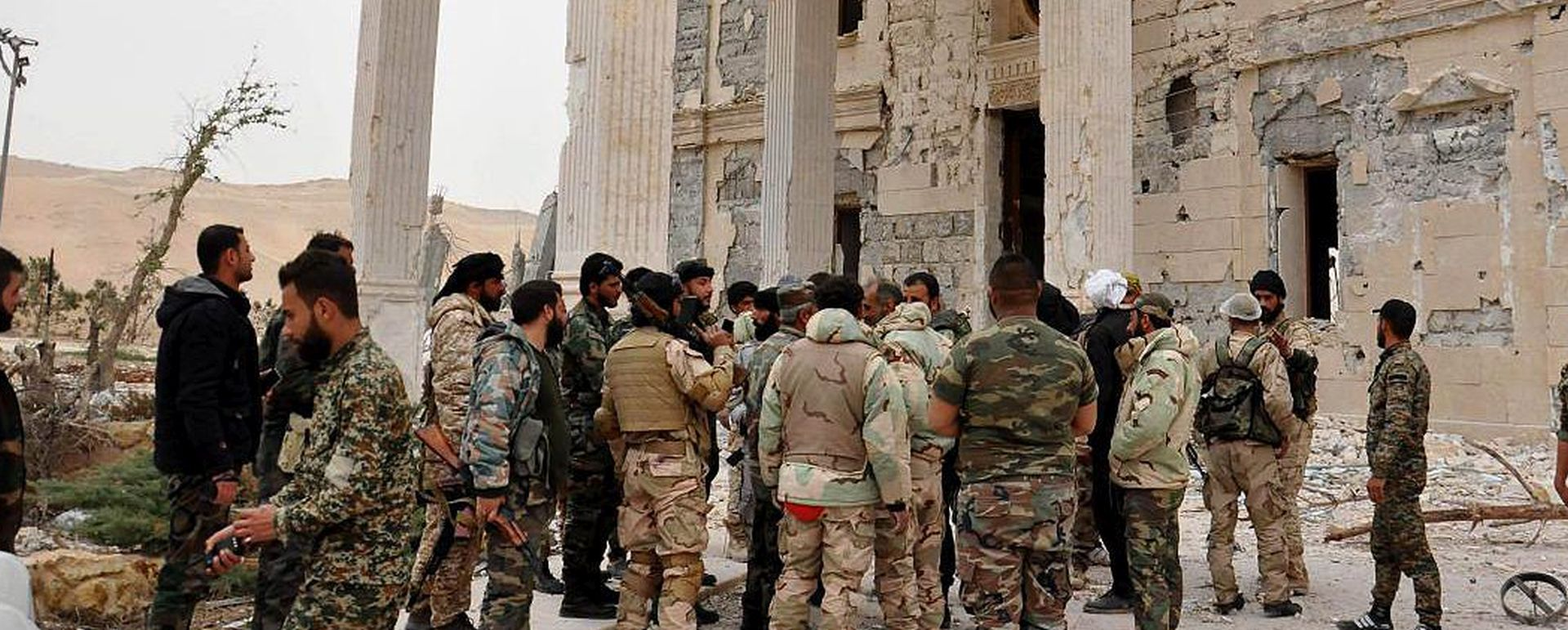 IS pod pritiskom nakon ofenziva na Palmiru i Mosul