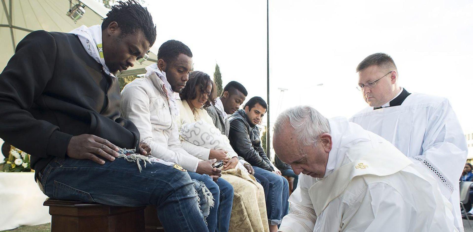 Papa će večeras predvoditi Križni put uz velike mjere sigurnosti