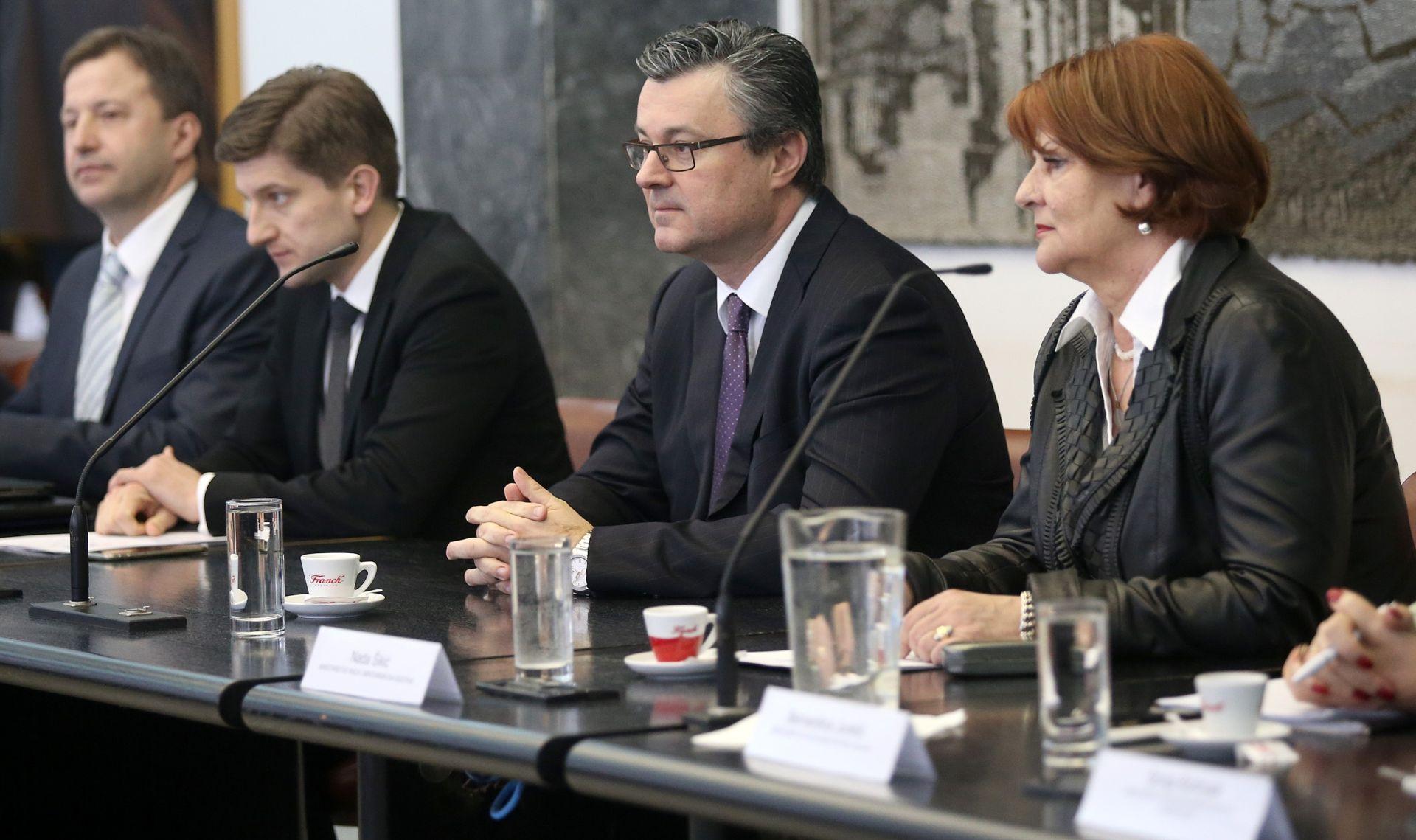 NAKON PREDSTAVLJANJA PRORAČUNA: Agencija Moody's snizila rejting Hrvatske