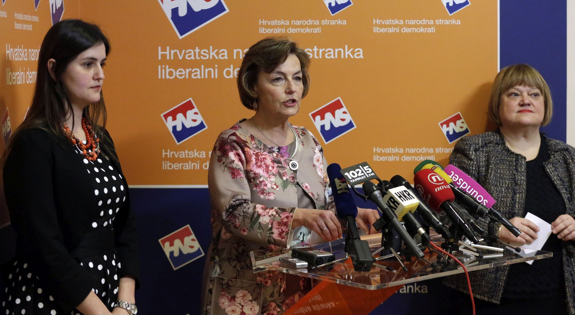 Vesna Pusić: Koalicija s HDZ-om nije opcija