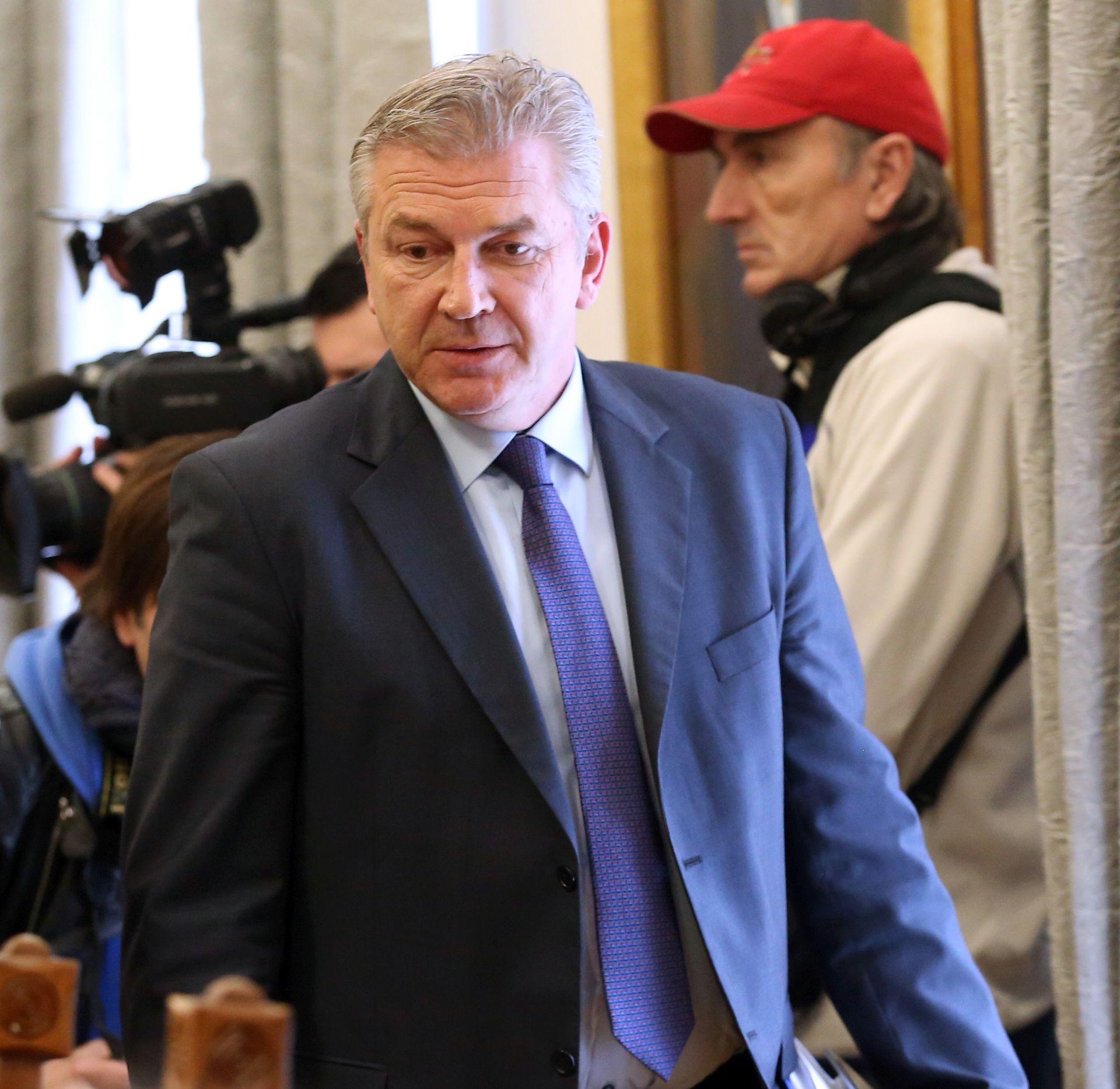 Ranko Ostojić: Odbor odbio izvješća VSOA-e i UVNS-a