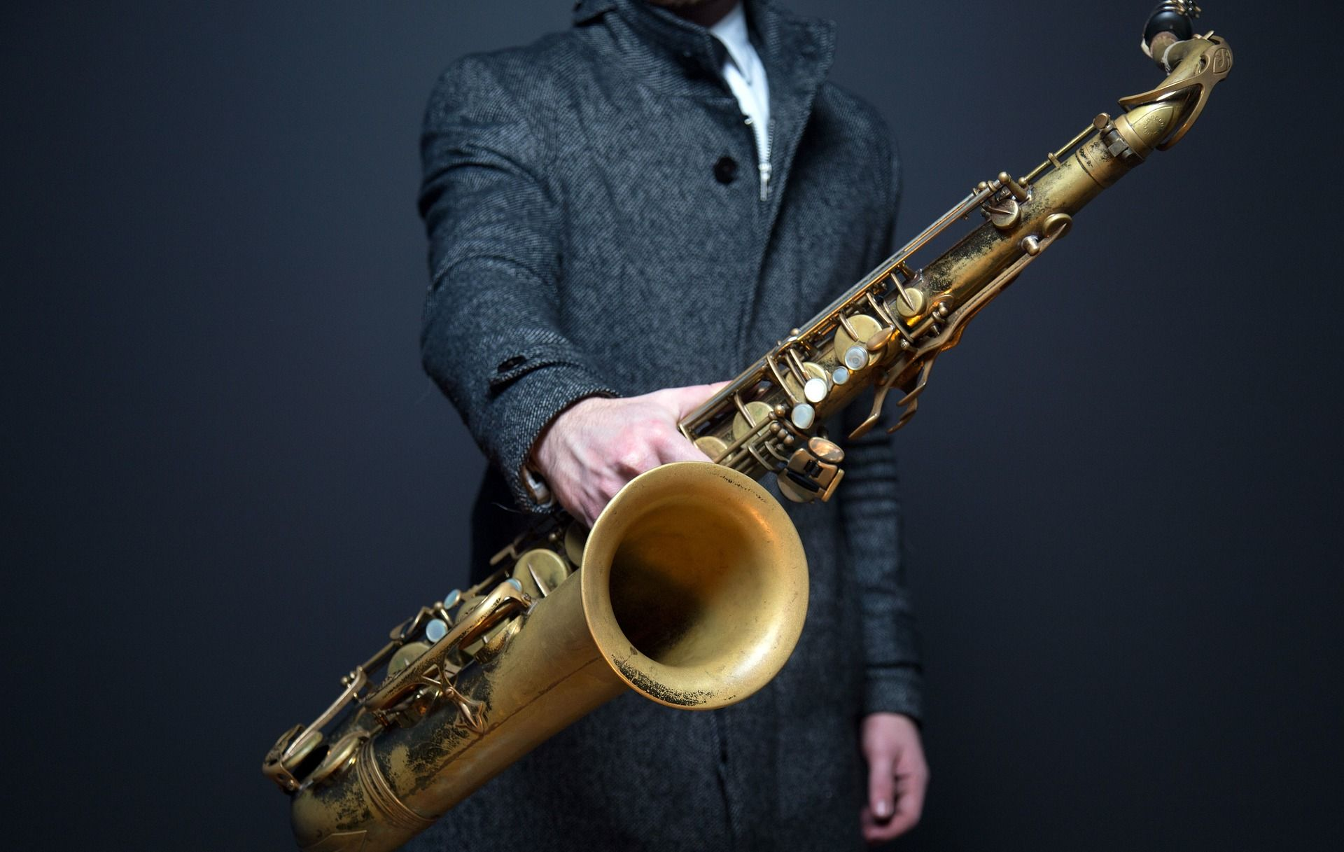 Biti jazz glazbenik u Njemačkoj znači biti siromah