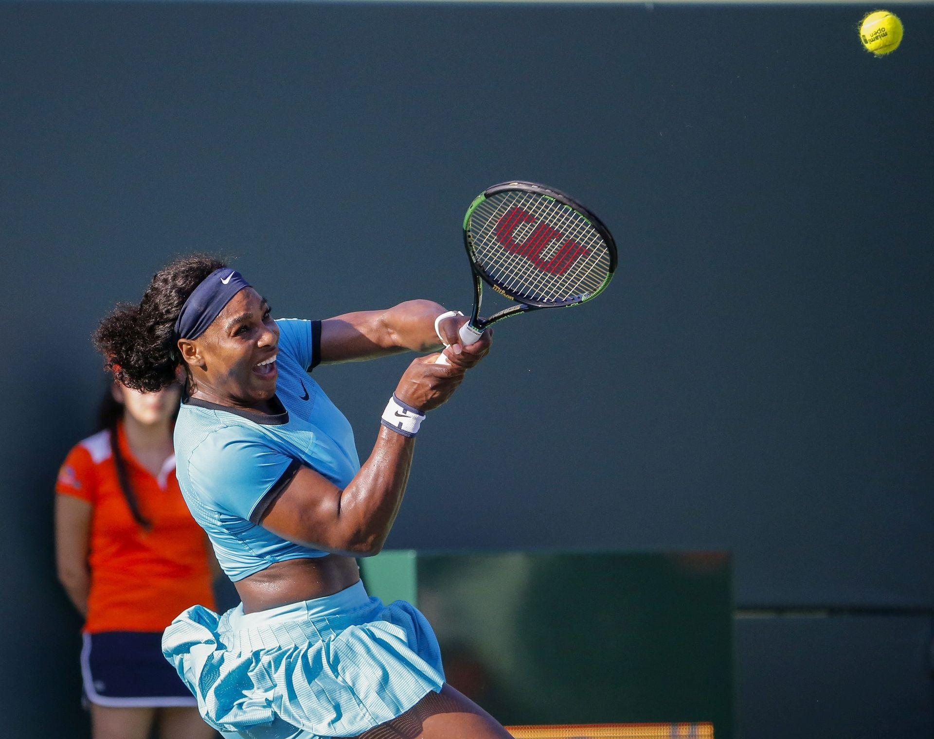 WTA Miami: Serena Williams ostvarila 750. pobjedu