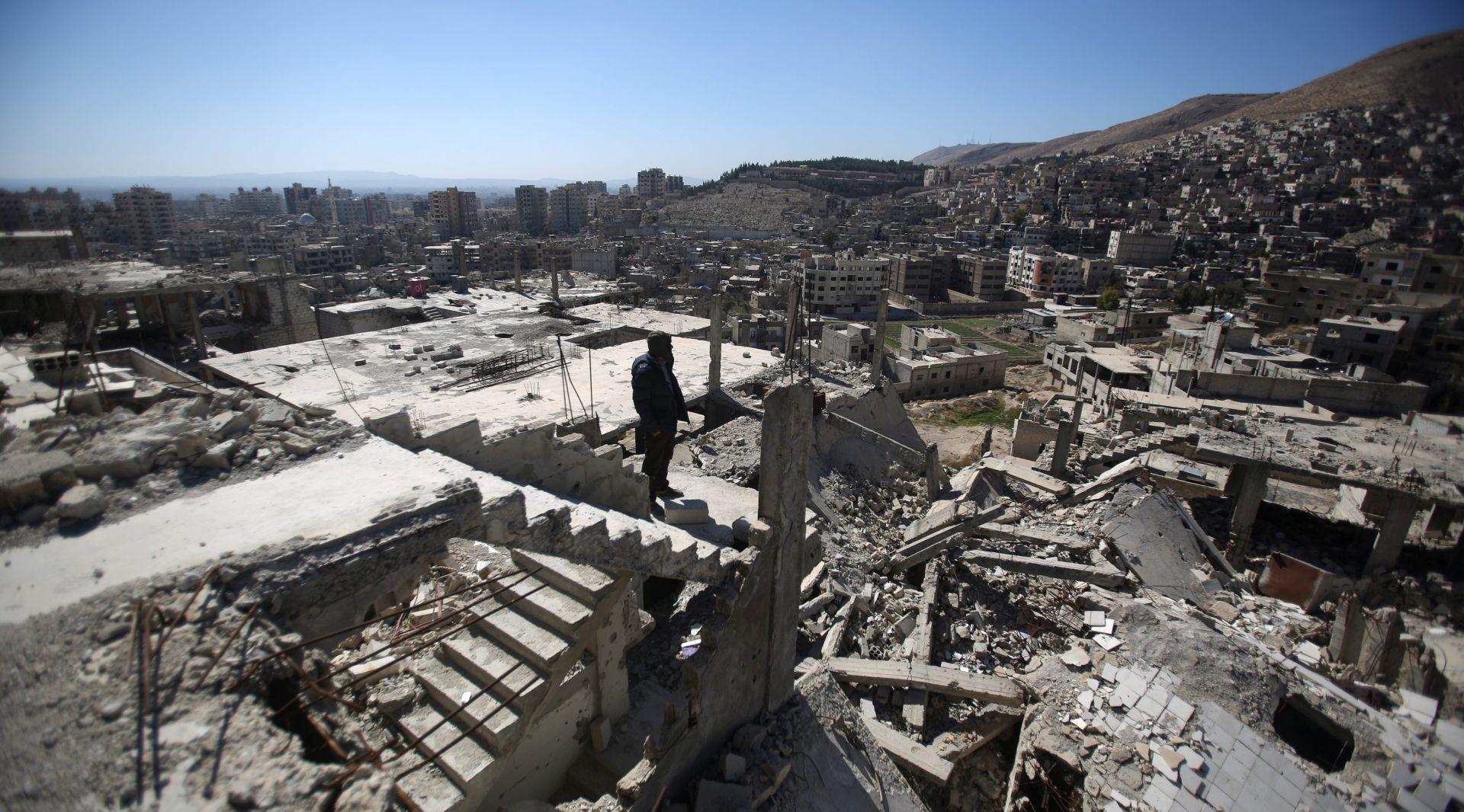 ZRAČNI UDARI: U Siriji poginulo 20 džihadista IS-a u udarima ruske i sirijske vojske
