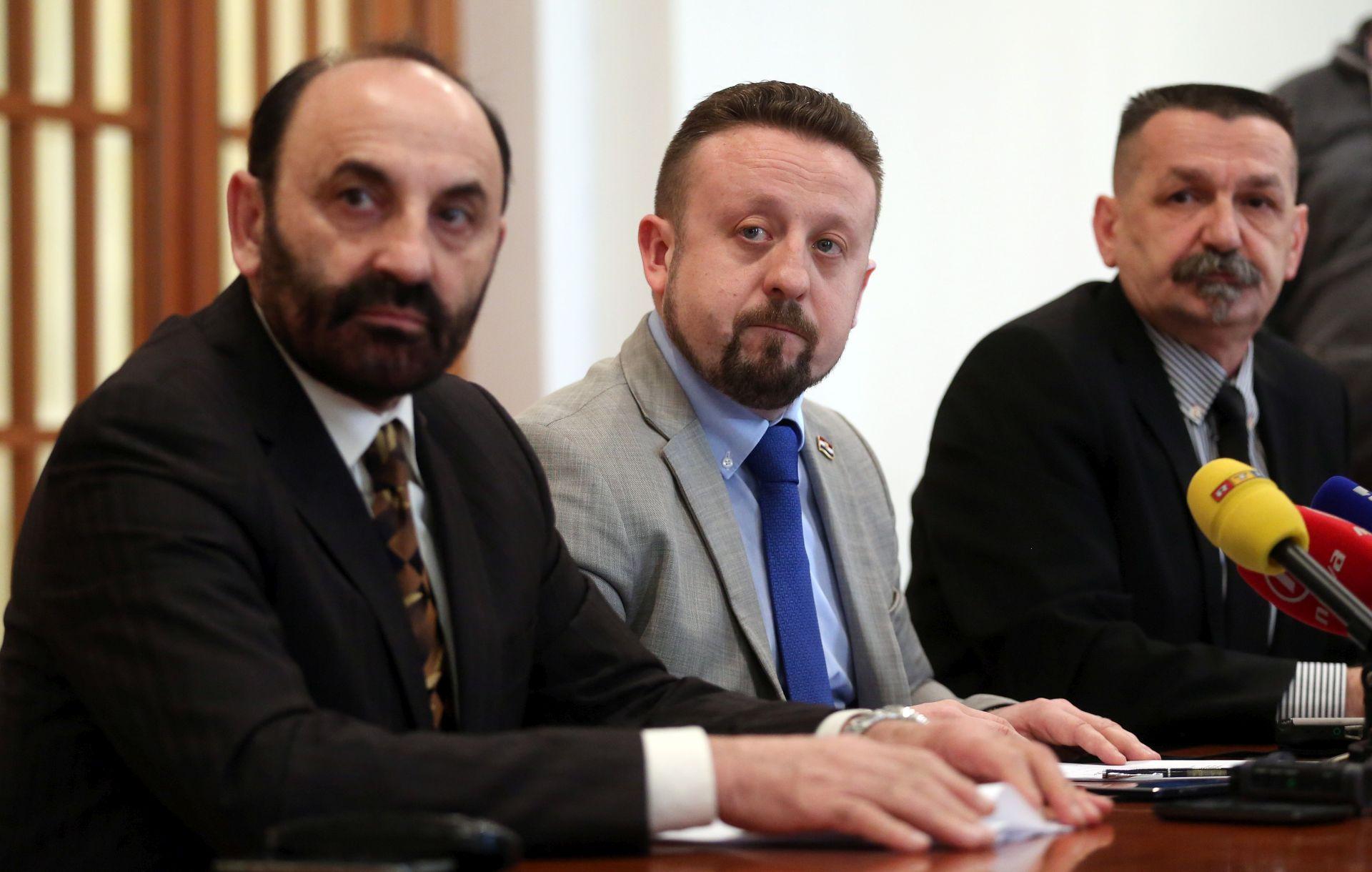 FINA predložila otvaranje stečaja nad Hrvatskom strankom prava dr. Ante Starčević