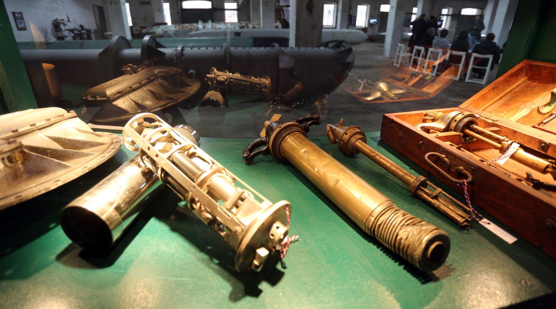 Izložba u Rijeci: Obilježavanje 150. godišnjice izuma torpeda