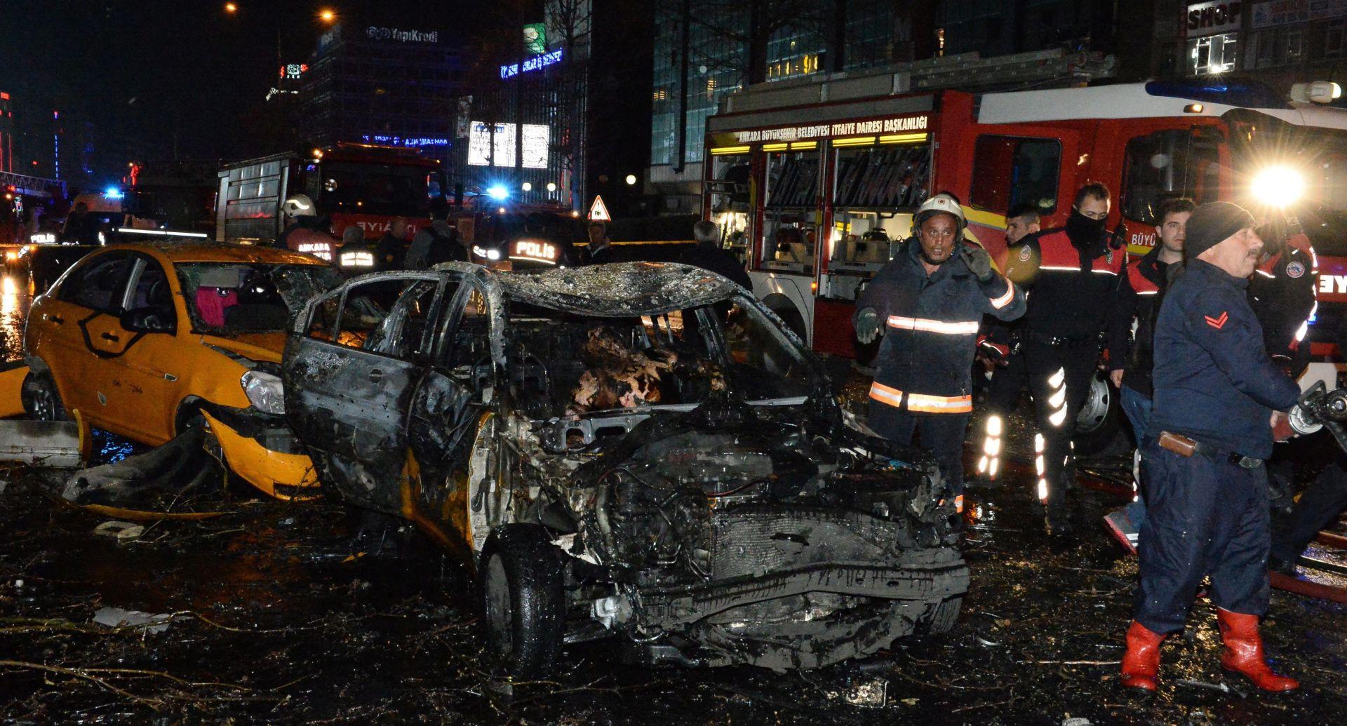 PAKLENA NOĆ U ANKARI: Poginule 34 osobe, više od 70 ozlijeđenih