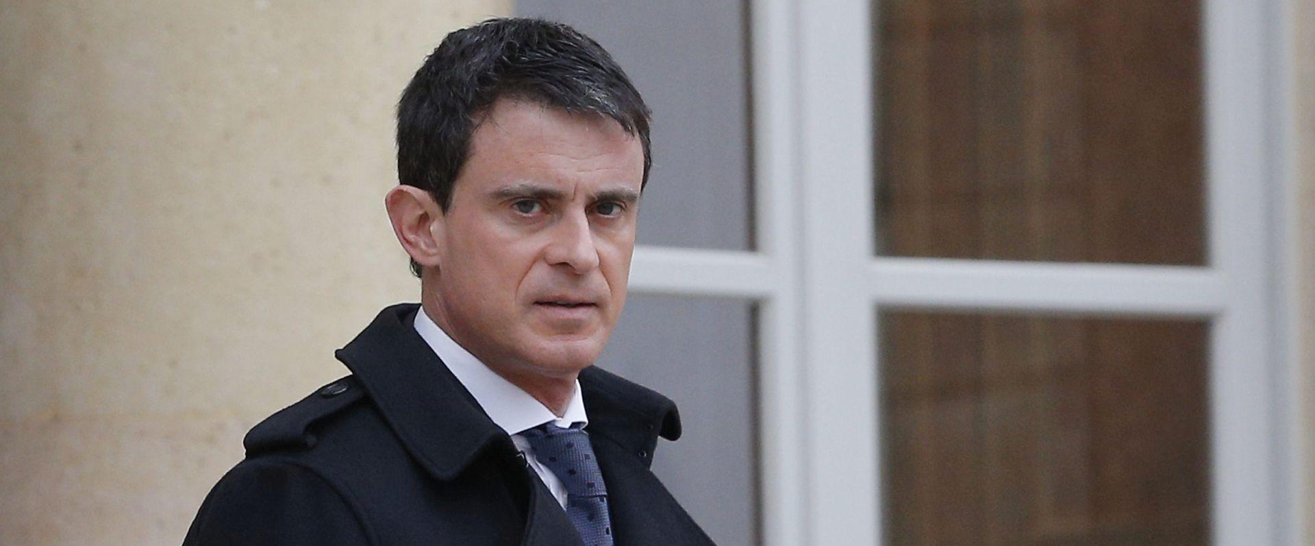 Manuel Valls: Otkazivanje Eura bio bi naš poraz i pobjeda terorista