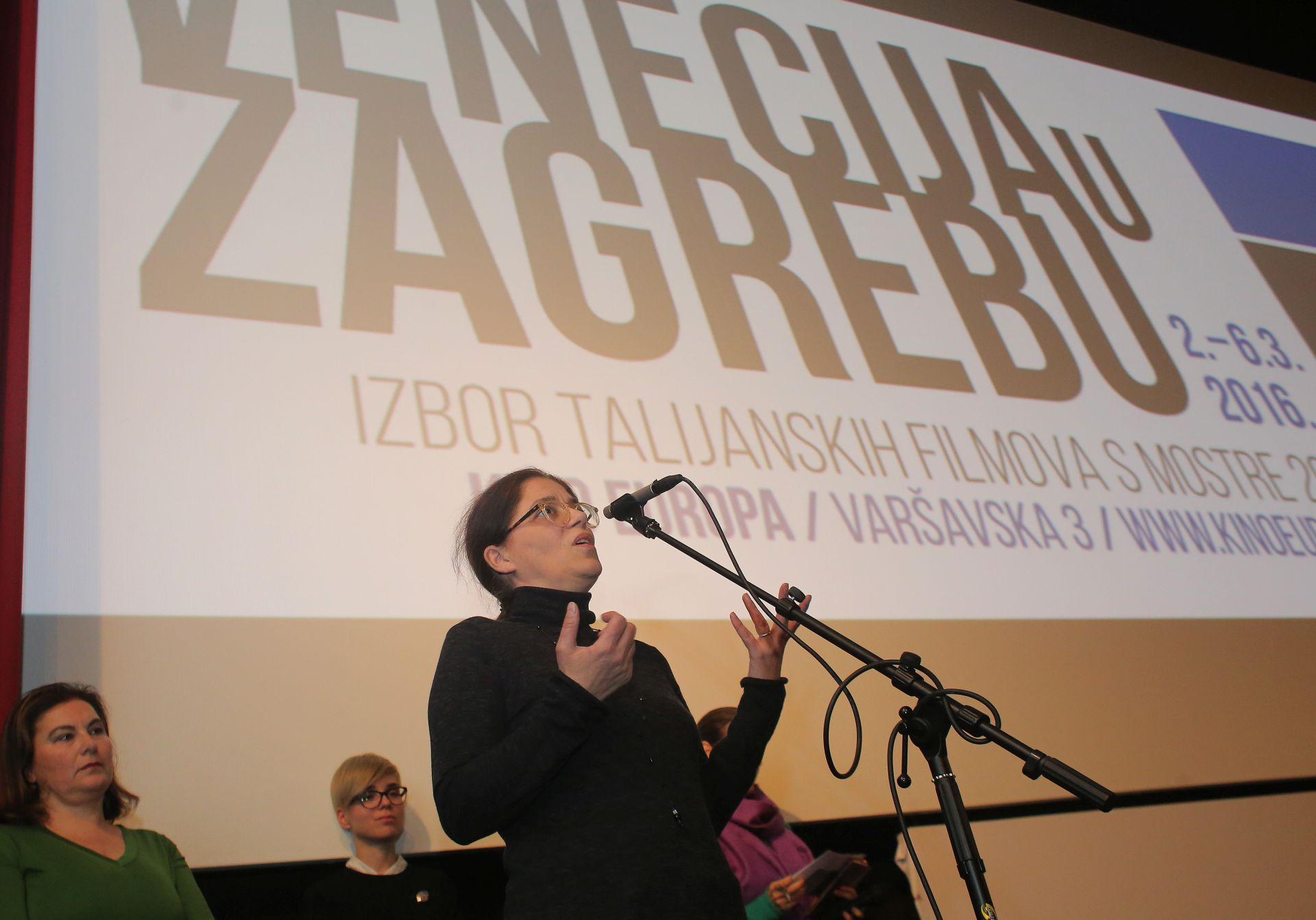 """""""Venecija u Zagrebu"""": U kinu Europa počela smotra filmova s Mostre"""