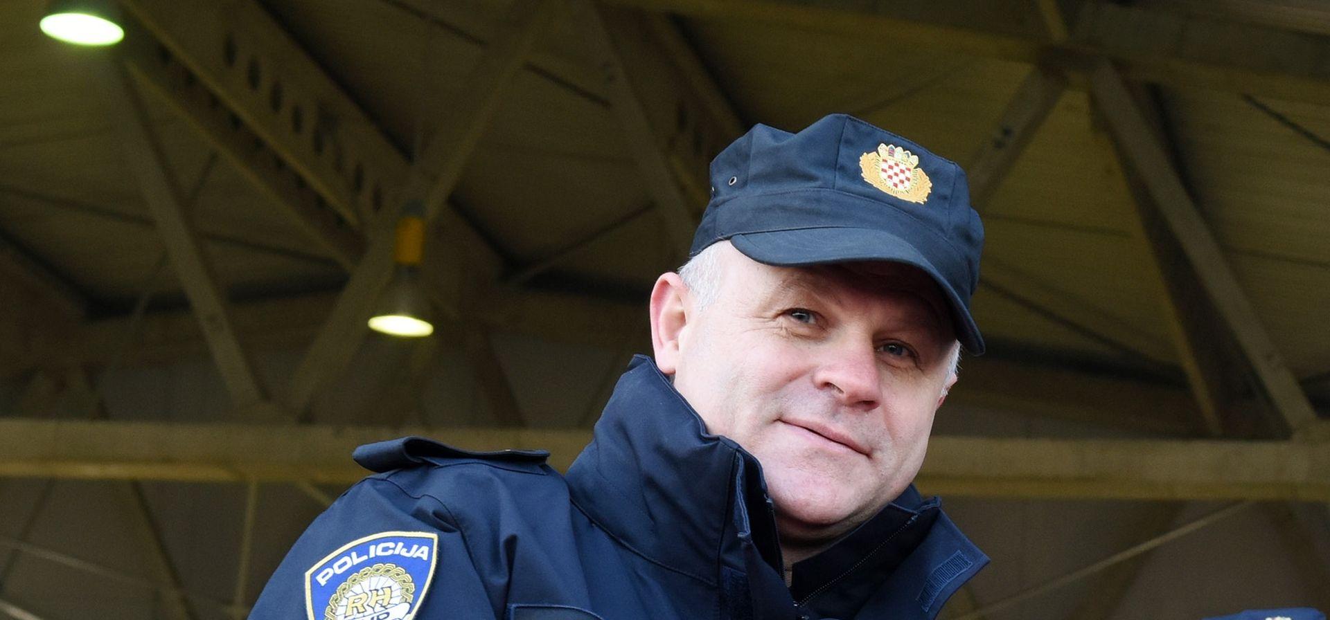 Smijenjen glavni ravnatelj policije Vlado Dominić?