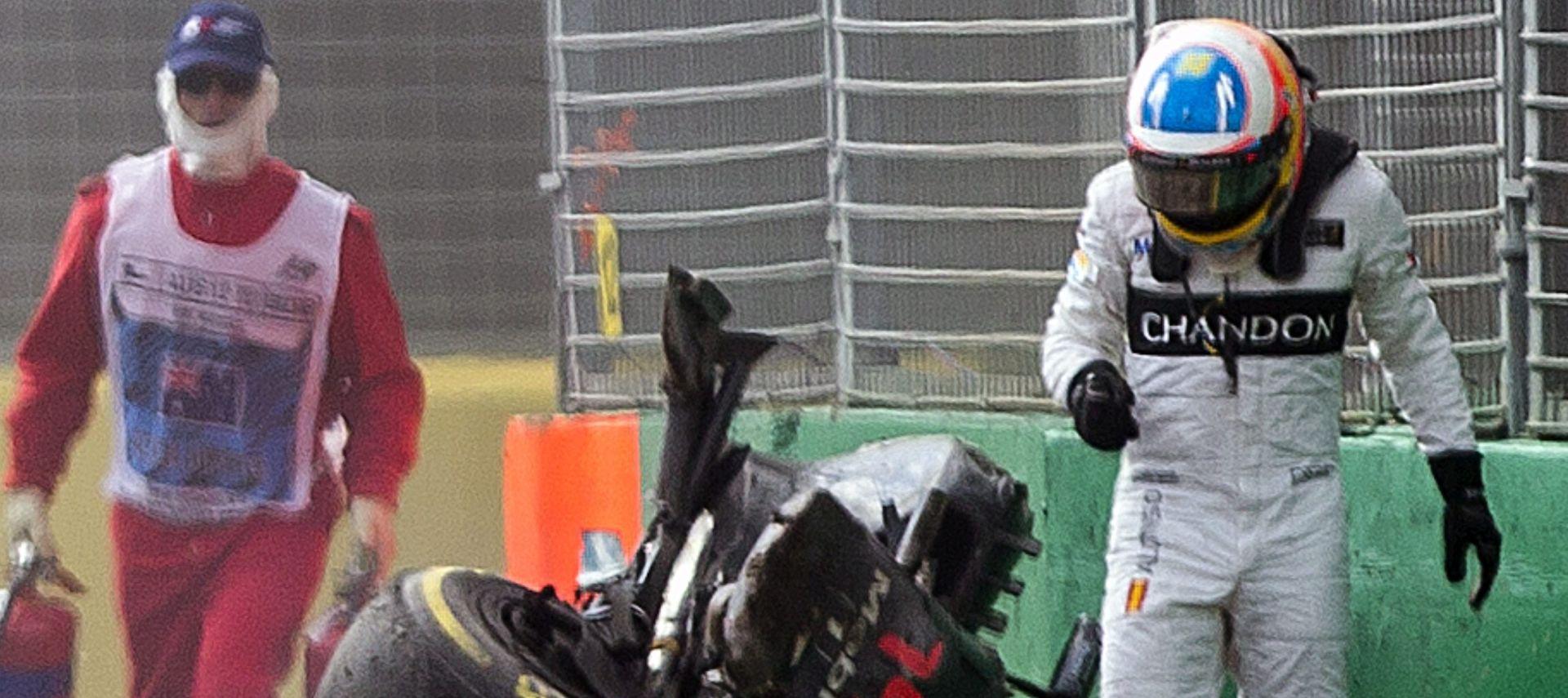 VN Australije: Pobjeda Rosberga, teška nesreća Fernanda Alonsa
