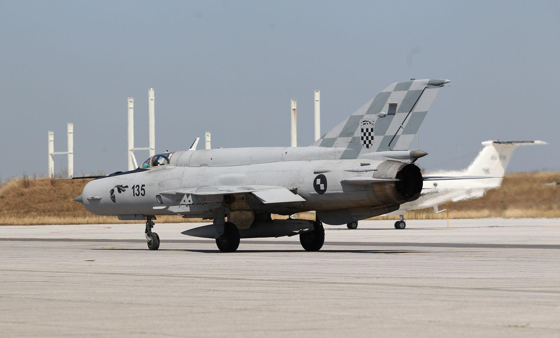 MORH predložio Ukrajini zamjenu četiri neispravna MiG-a 21