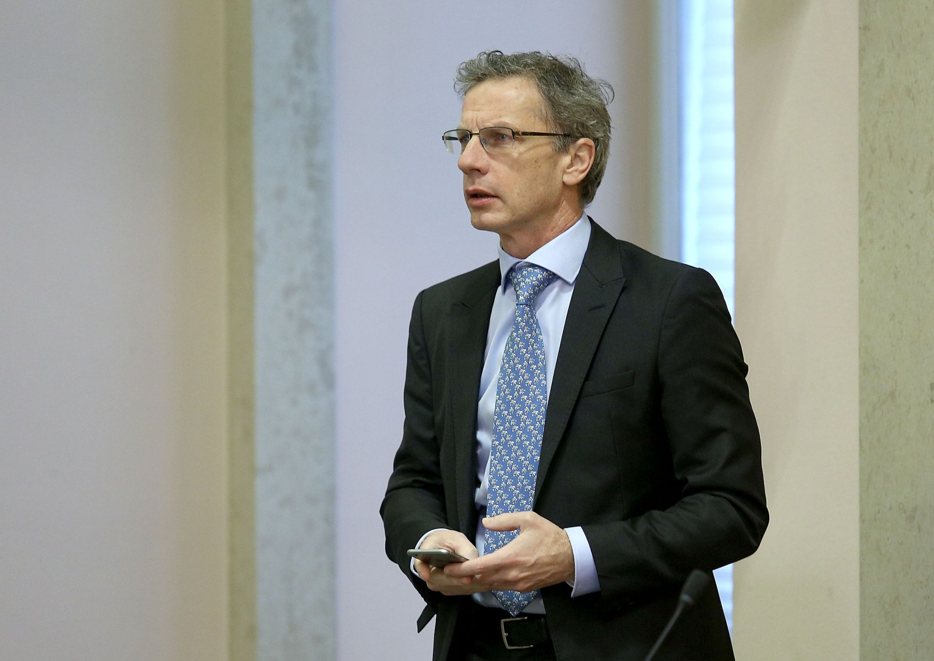 Vujčić: HNB će uskoro izići s novom, višom projekcijom rasta BDP-a