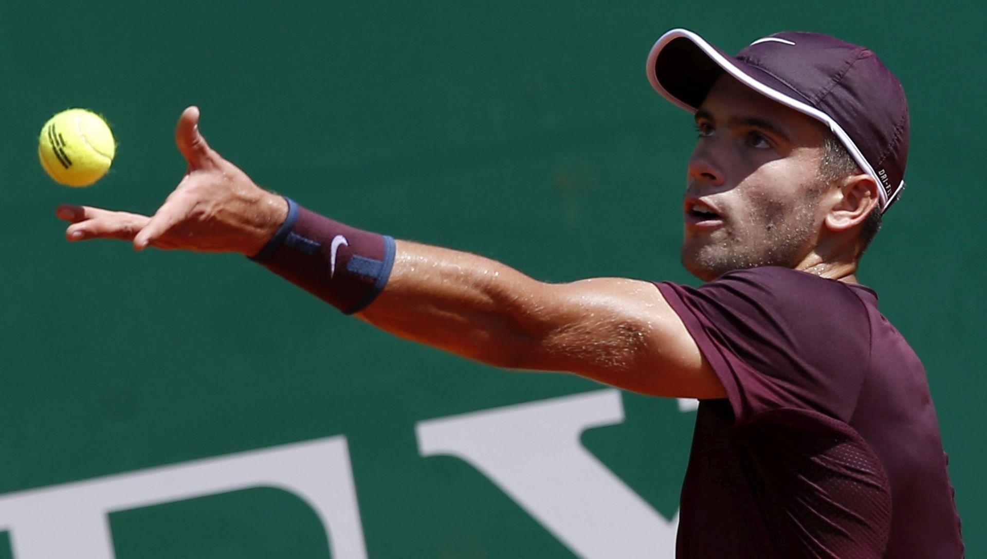 ATP Estoril: Borna Ćorić u četvrtfinalu