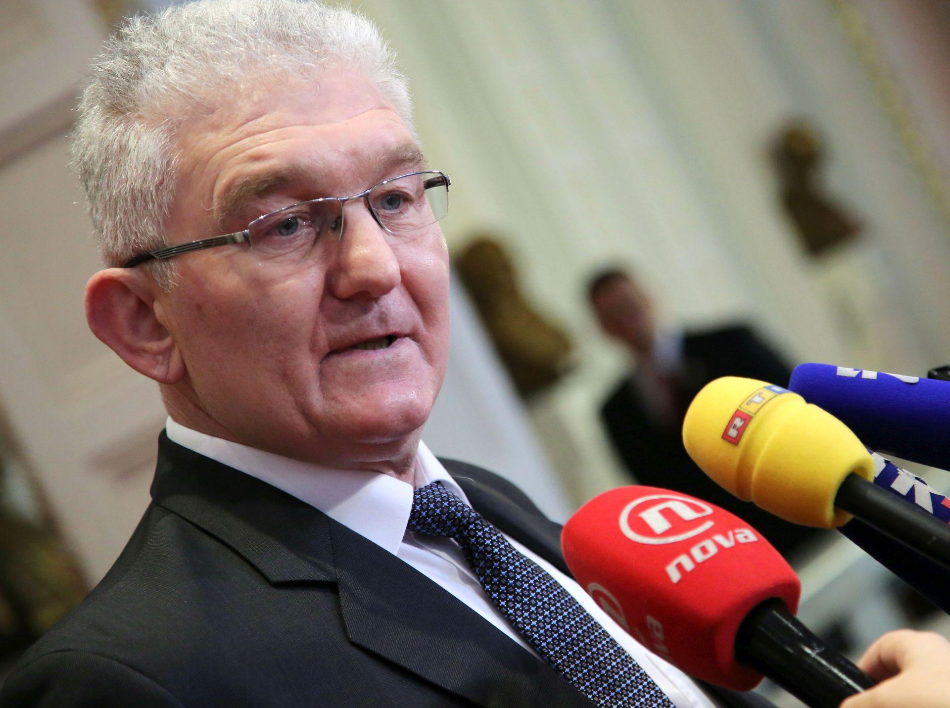 Milivoj Špika: BUZ neće podržati mirovinsku reformu
