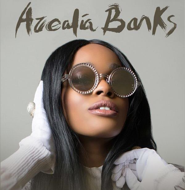 VIDEO: Azealia Banks izdala video spot za pjesmu 'Anna Wintour'