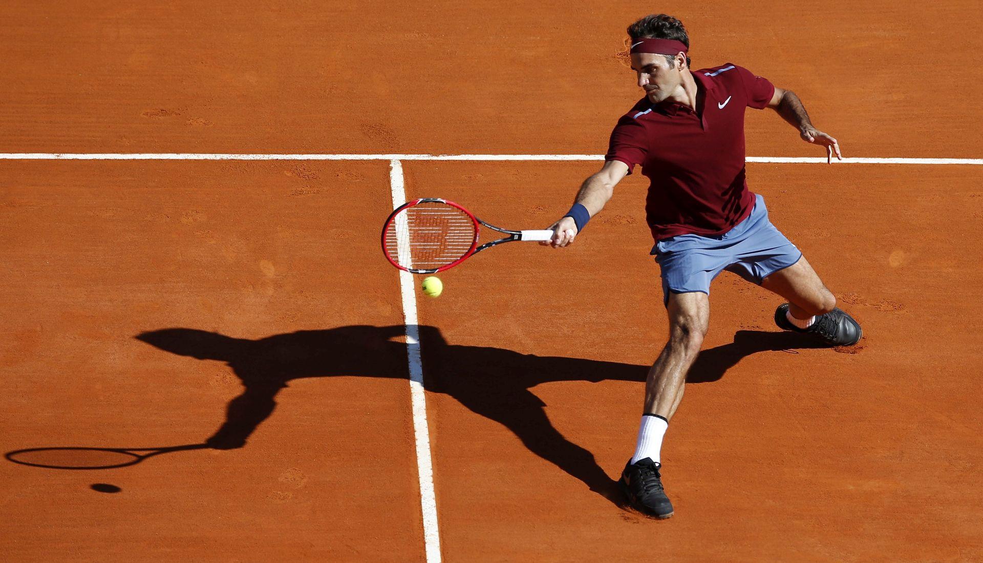 ATP Monte Carlo: Federerov pobjednički povratak