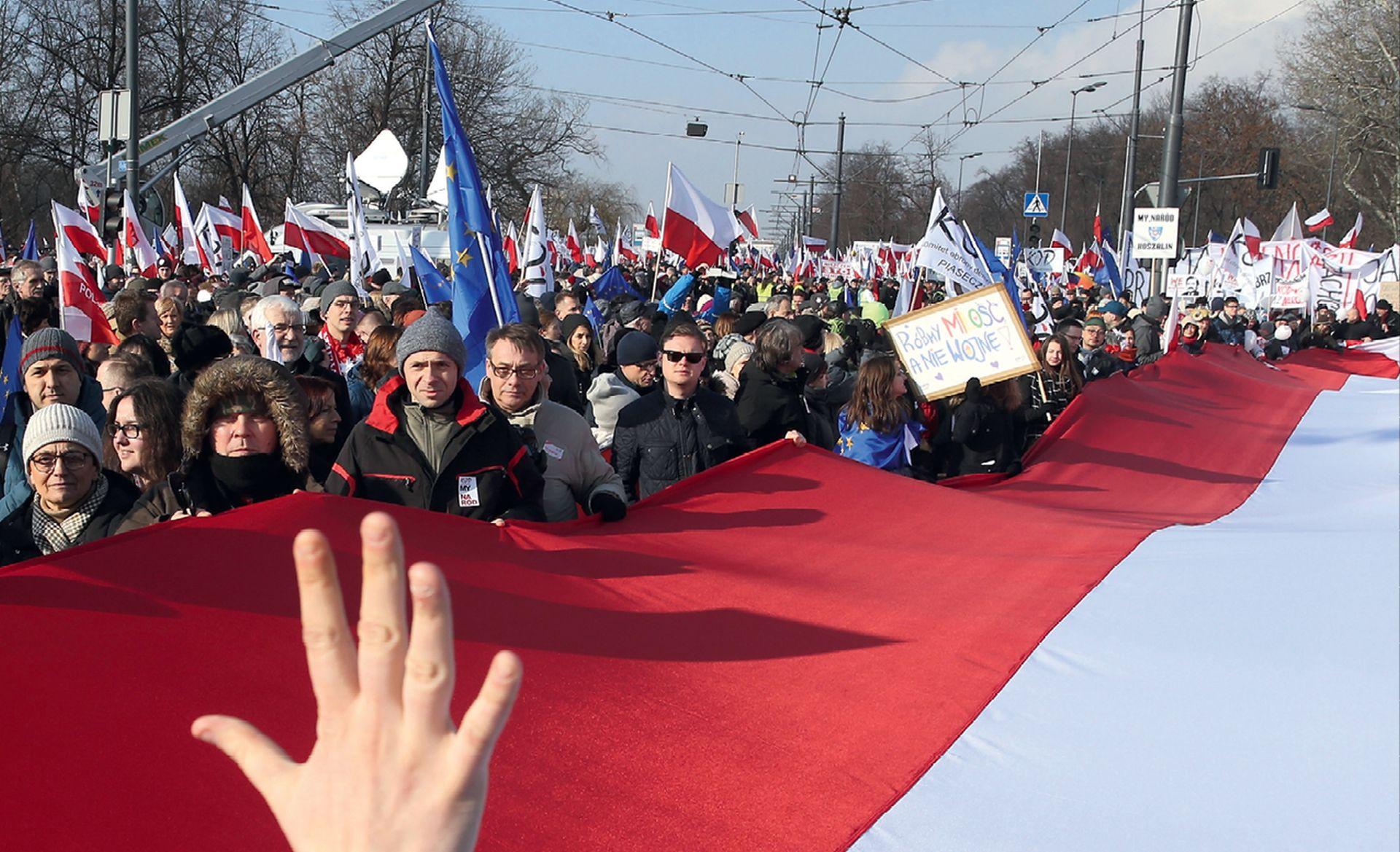 Poljska konzervativna revolucija ne ide po planu