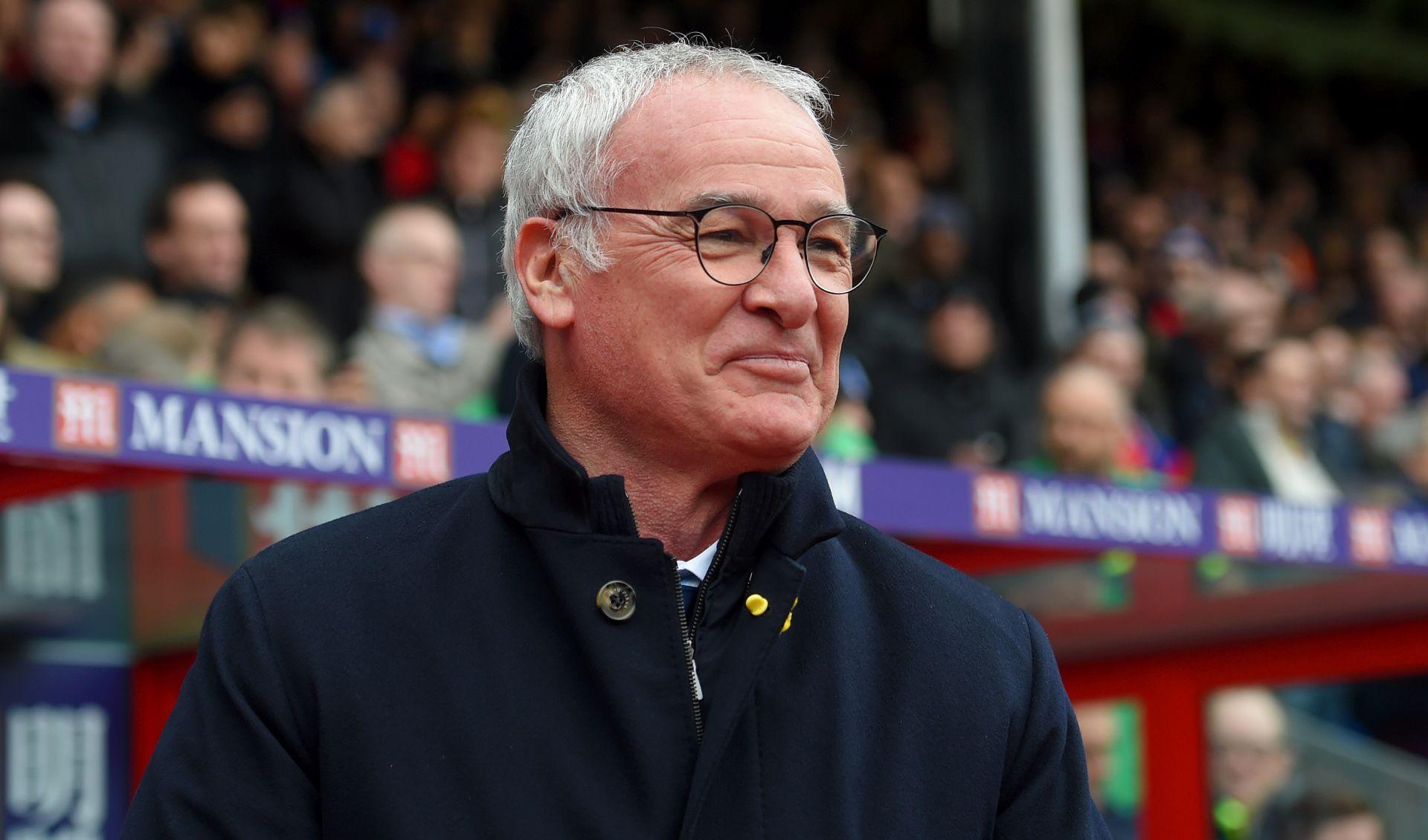 Claudio Ranieri proglašen najboljim trenerom – u Italiji