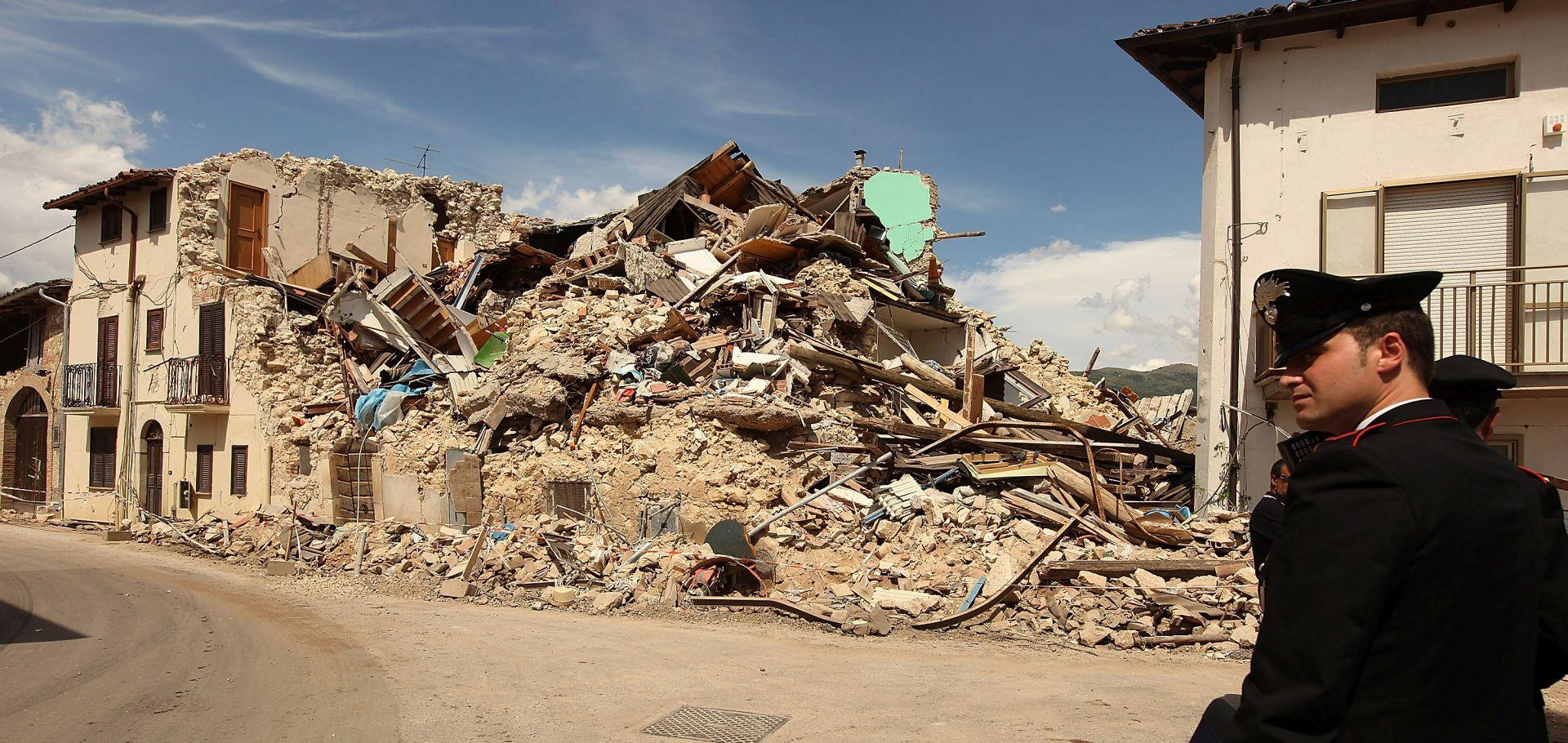 VIDEO: Aquila sedam godina nakon potresa još uvijek gradilište bez perspektive za ljude