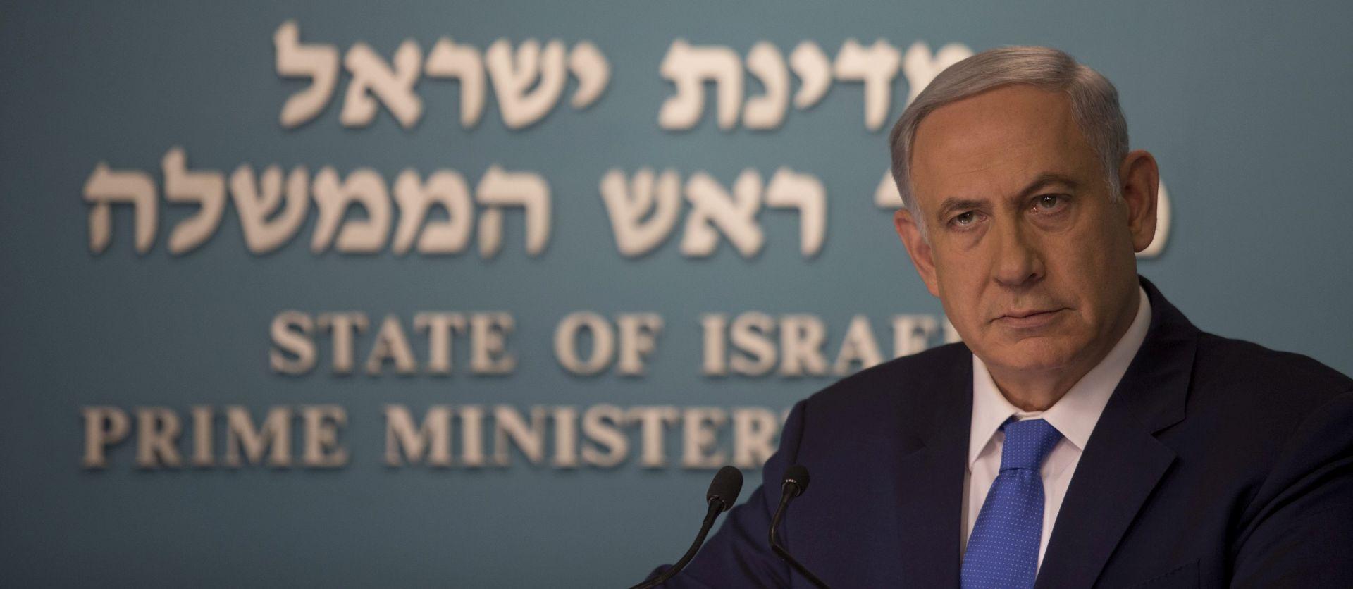 Netanyahu priznao desetke napada na Siriju