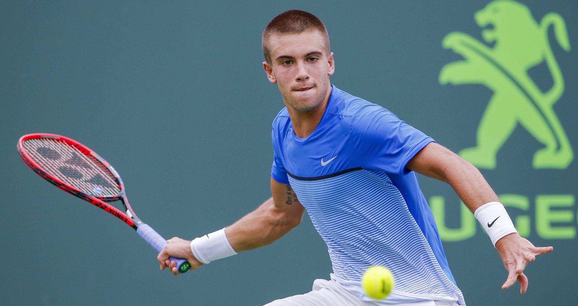 ATP MARAKEŠ Ćorić nakon tri sata borbe izborio polufinale, Pavić i Venus ostali bez finala