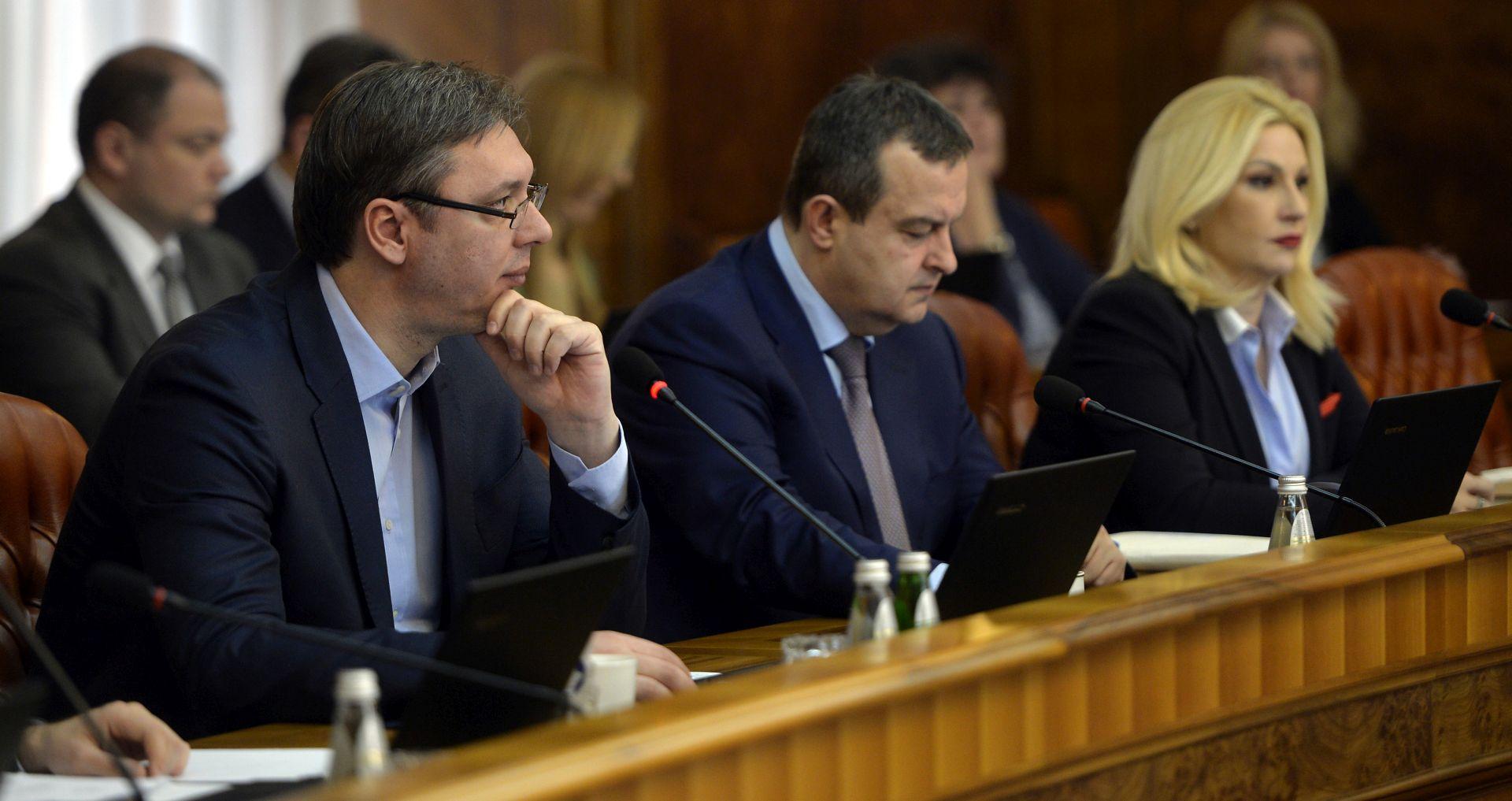 Beogradski mediji, dužnosnici i analitičari o blokadi otvaranja poglavlja 23
