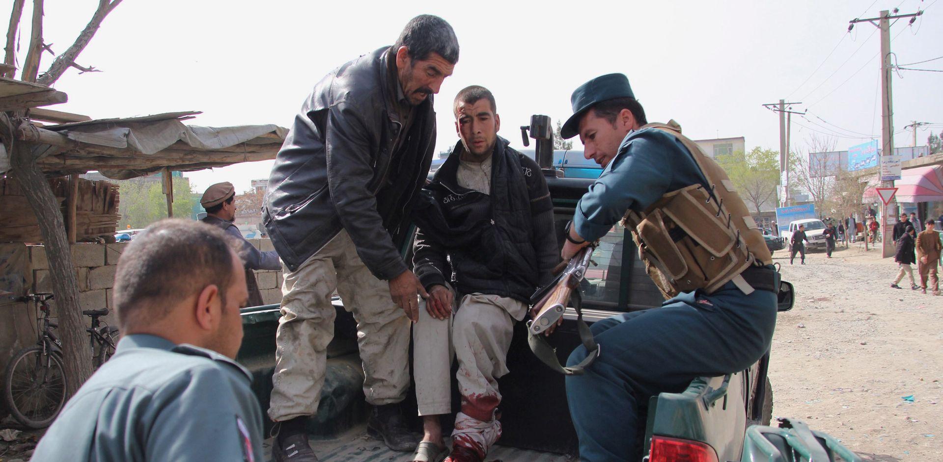 SAMOUBILAČKI NAPAD U AFGANISTANU Bombaš se raznio kraj tržnice, najmanje šest poginulih