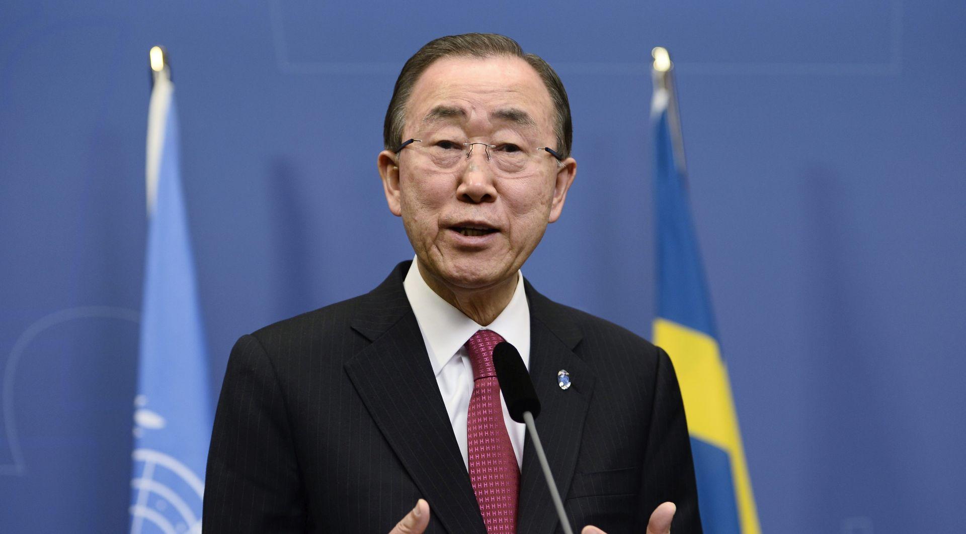 Ban Ki-moon zabrinut: Islamska država širi se kao rak posvuda u svijetu