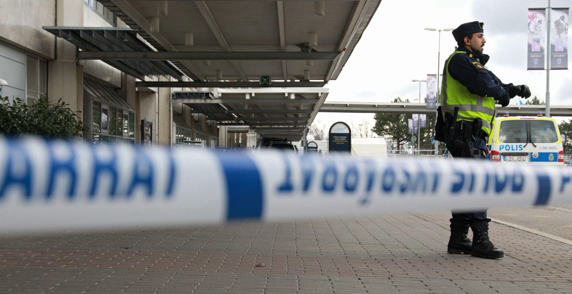 Uzbuna zbog mogućnosti napada u Švedskoj