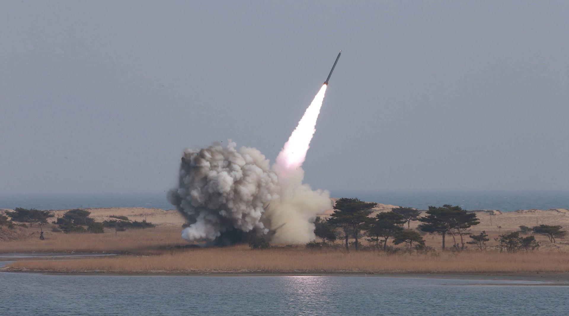 Sjeverna Koreja ponovno prijeti udarom na američki kontinent