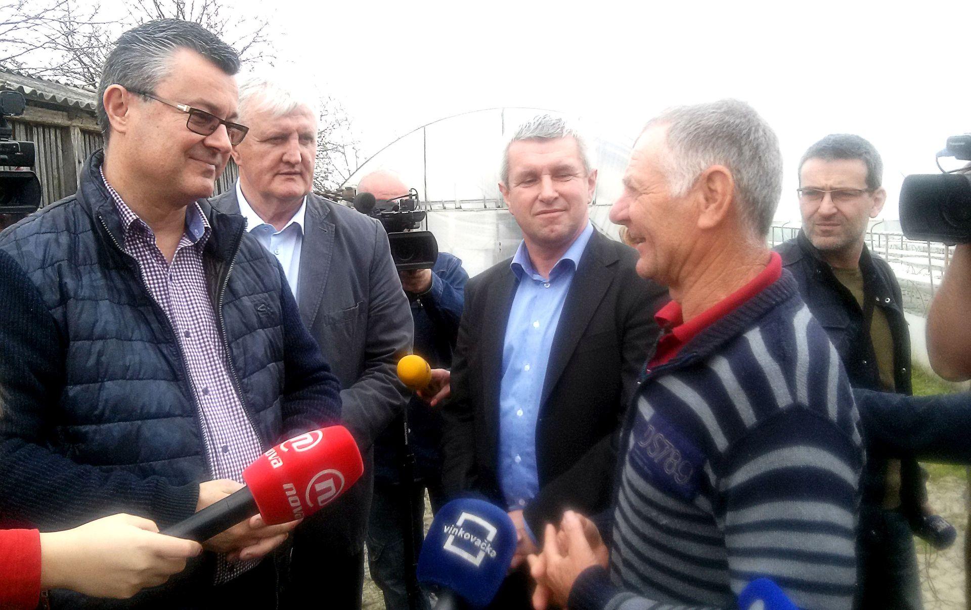 Orešković: U Slavoniji ljudi žele raditi, treba im osigurati uvjete