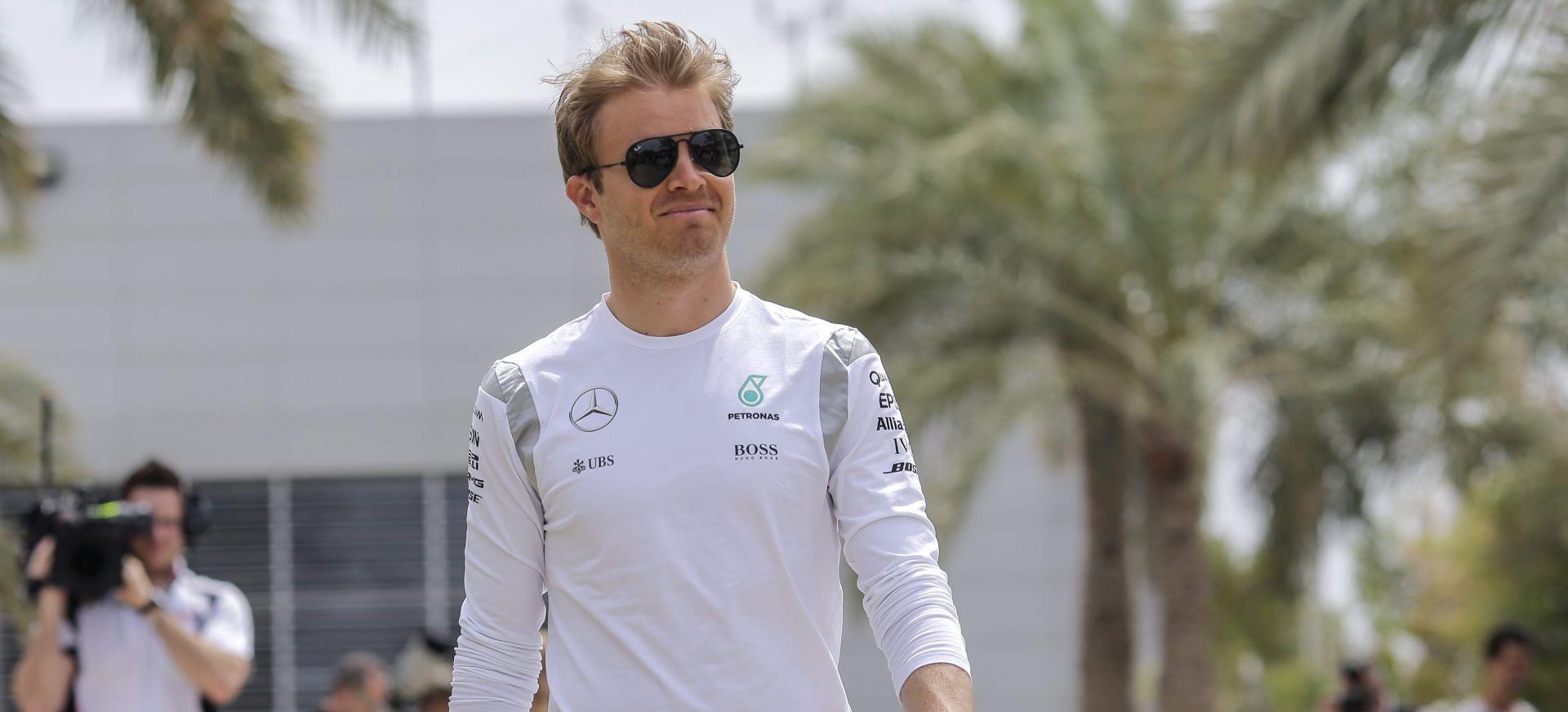 F1: Rosberg najbrži na prvom slobodnom treningu u Bahreinu