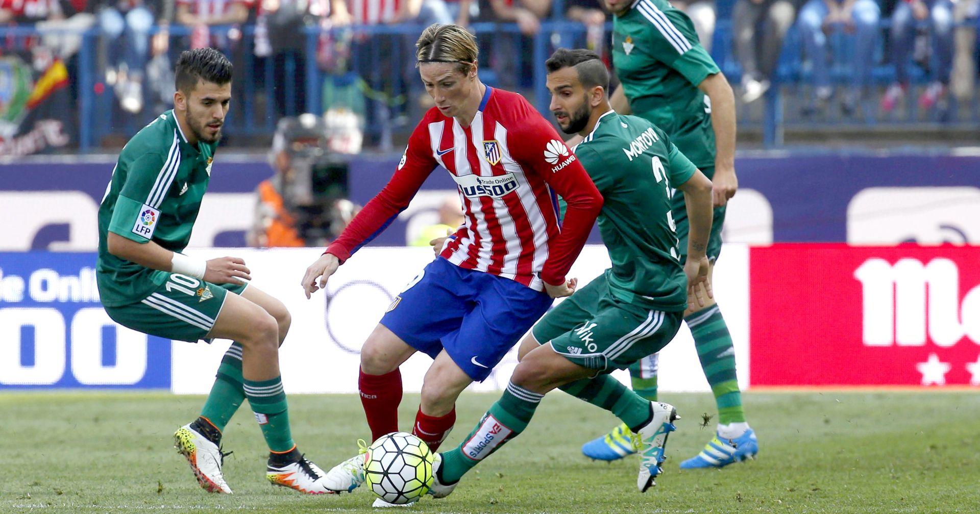 PRIMERA Atletico Betisu zabio pet komada, Griezmann dvostruki strijelac