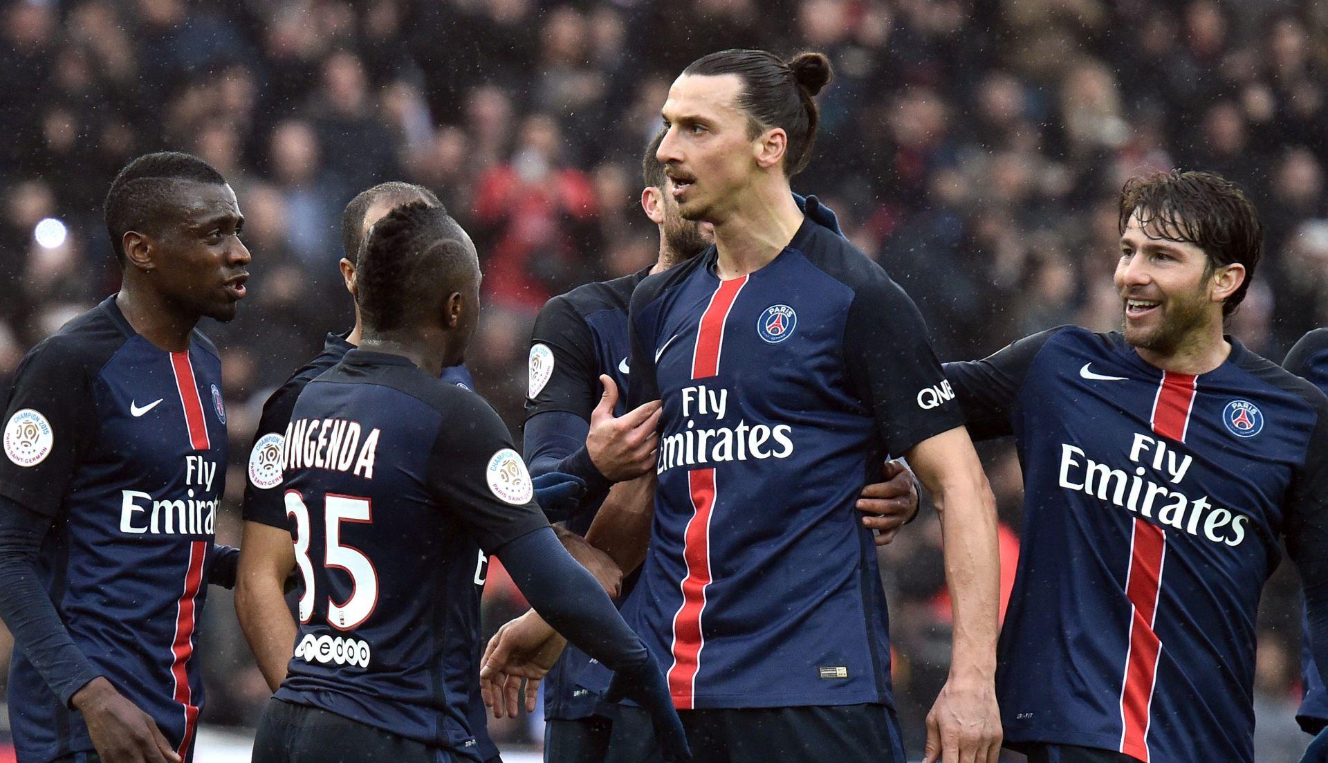 LIGUE 1 Hat-trick Zlatana Ibrahimovića, PSG otišao na +25