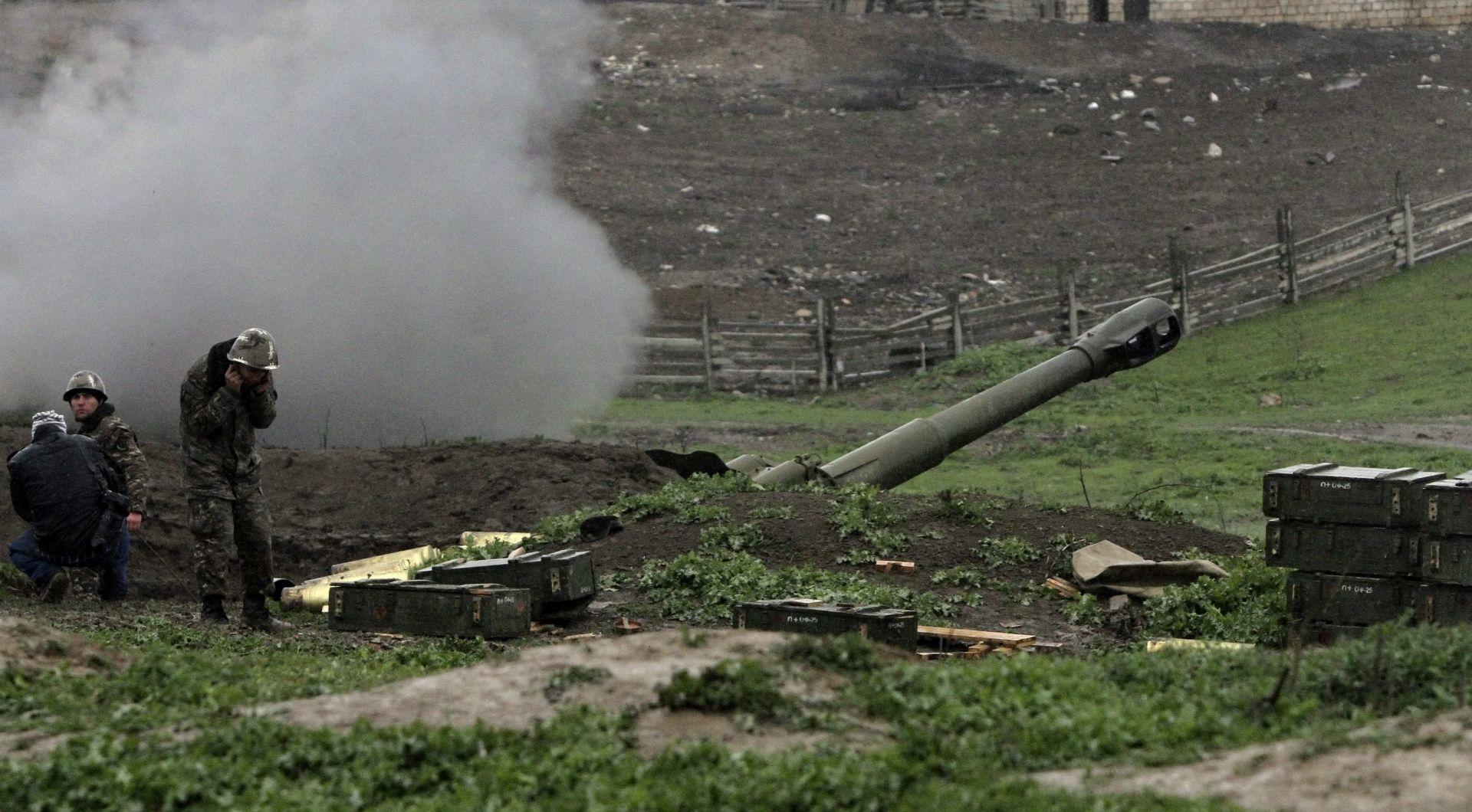 Armenija upozorava da bi sukob u Nagorno-Karabahu mogao prerasti u otvoreni rat