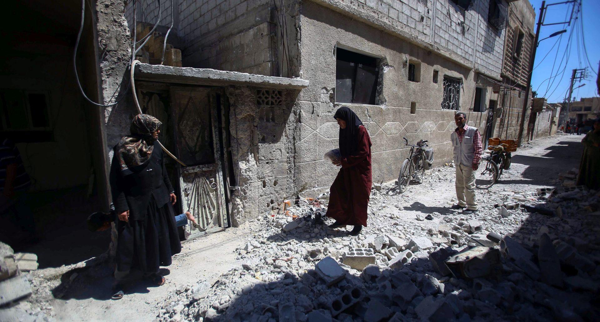 Sirija: Nakon napada IS-a, nestalo 250 djelatnika tvornice