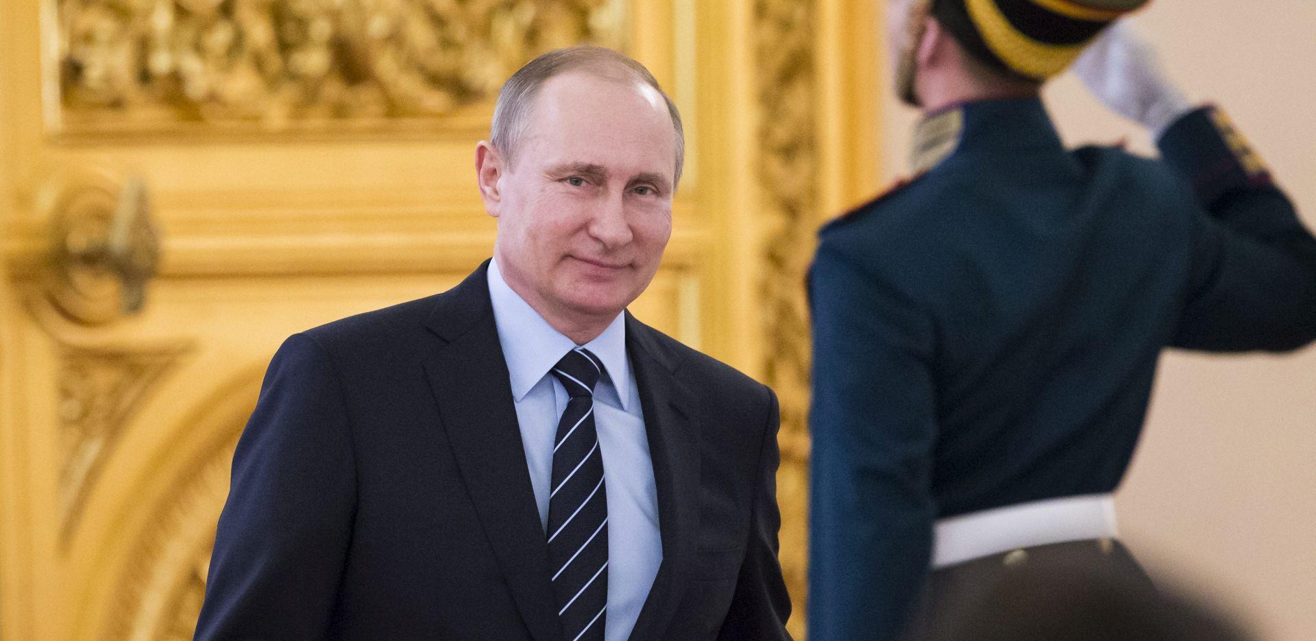 """PANAMA PAPERS Putin: """"To je kampanja naših protivnika da destabiliziraju Rusiju"""""""