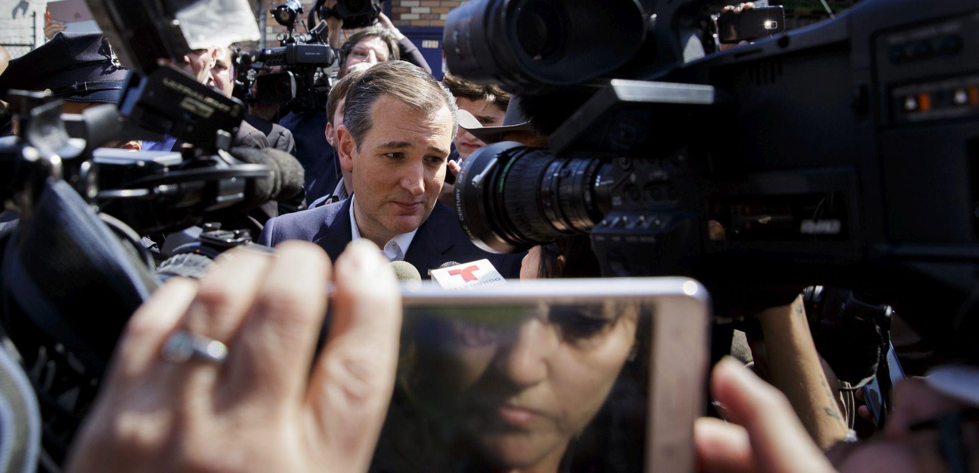 Ted Cruz osvojio republikansku predsjedničku nominaciju u Wyomingu
