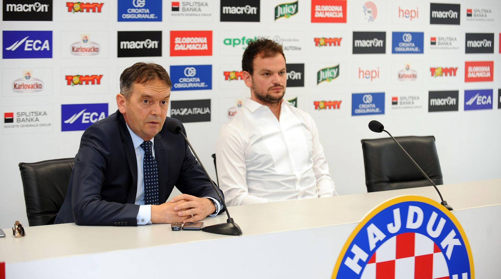 Tomislav Mamić izlazi iz NO Hajduka, prava upravljanja prepušta udruzi Naš Hajduk