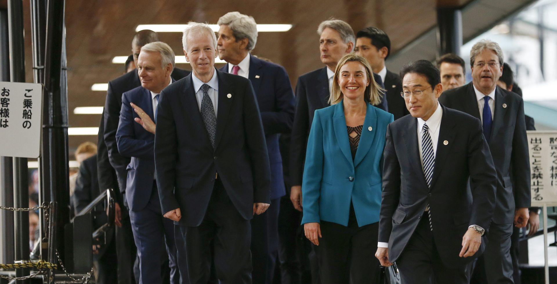 Japan: Ministarski sastanak G7 o terorizmu, izbjeglicama i ratnim žarištima